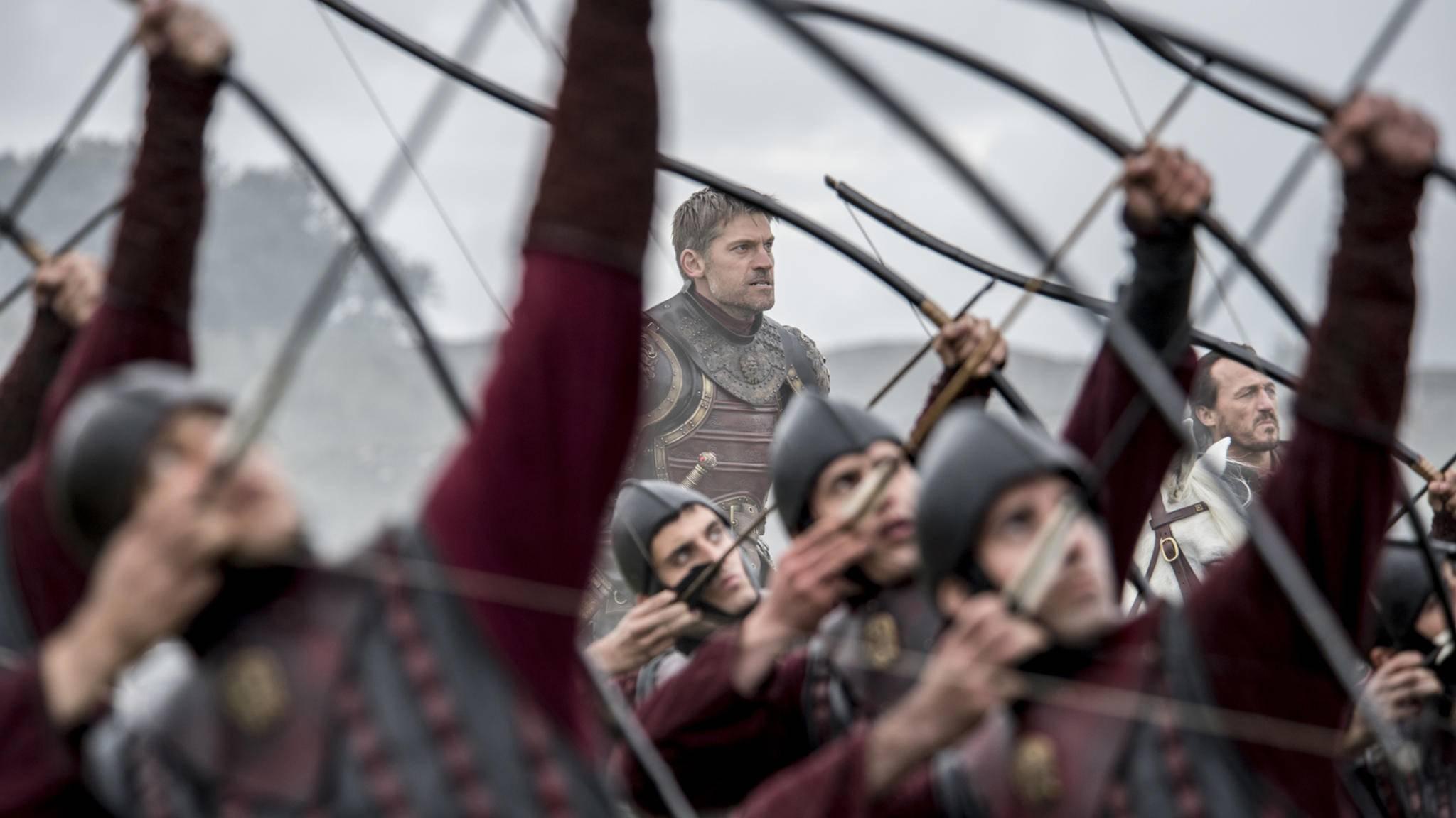 Die Goldene Kompanie soll die Lannisters im Kampf unterstützen.