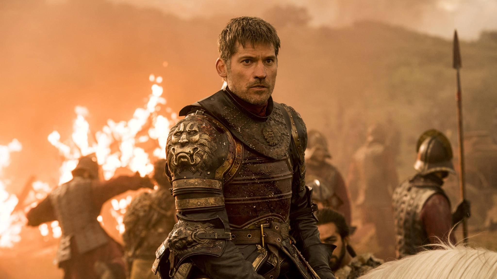 """Auch Nikolaj Coster-Waldau hat seine letzte Szene als Jaime Lannister in """"Game of Thrones"""" abgedreht."""