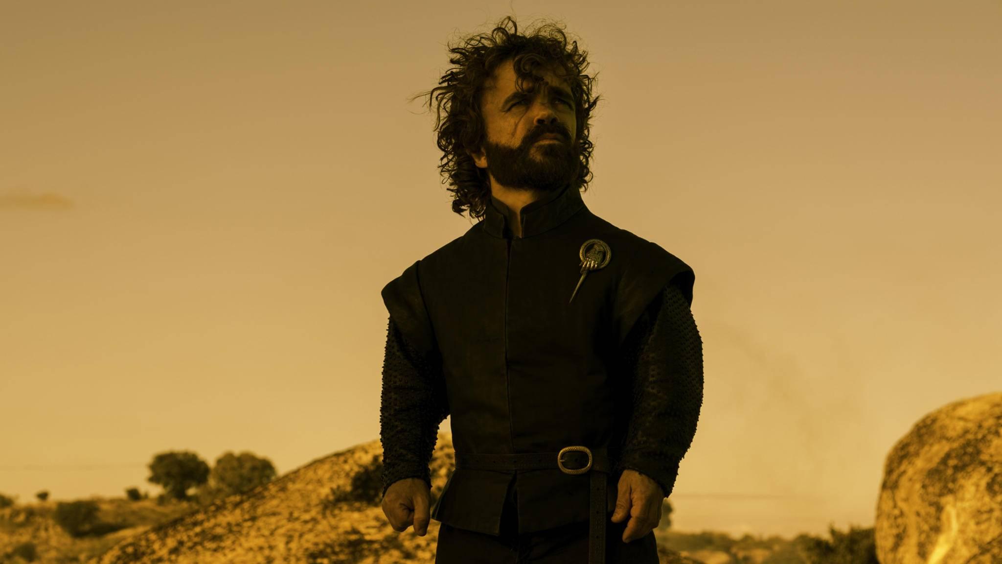 """Auch die Handynummer von """"Game of Thrones""""-Star Peter Dinklage könnte geleakt werden."""