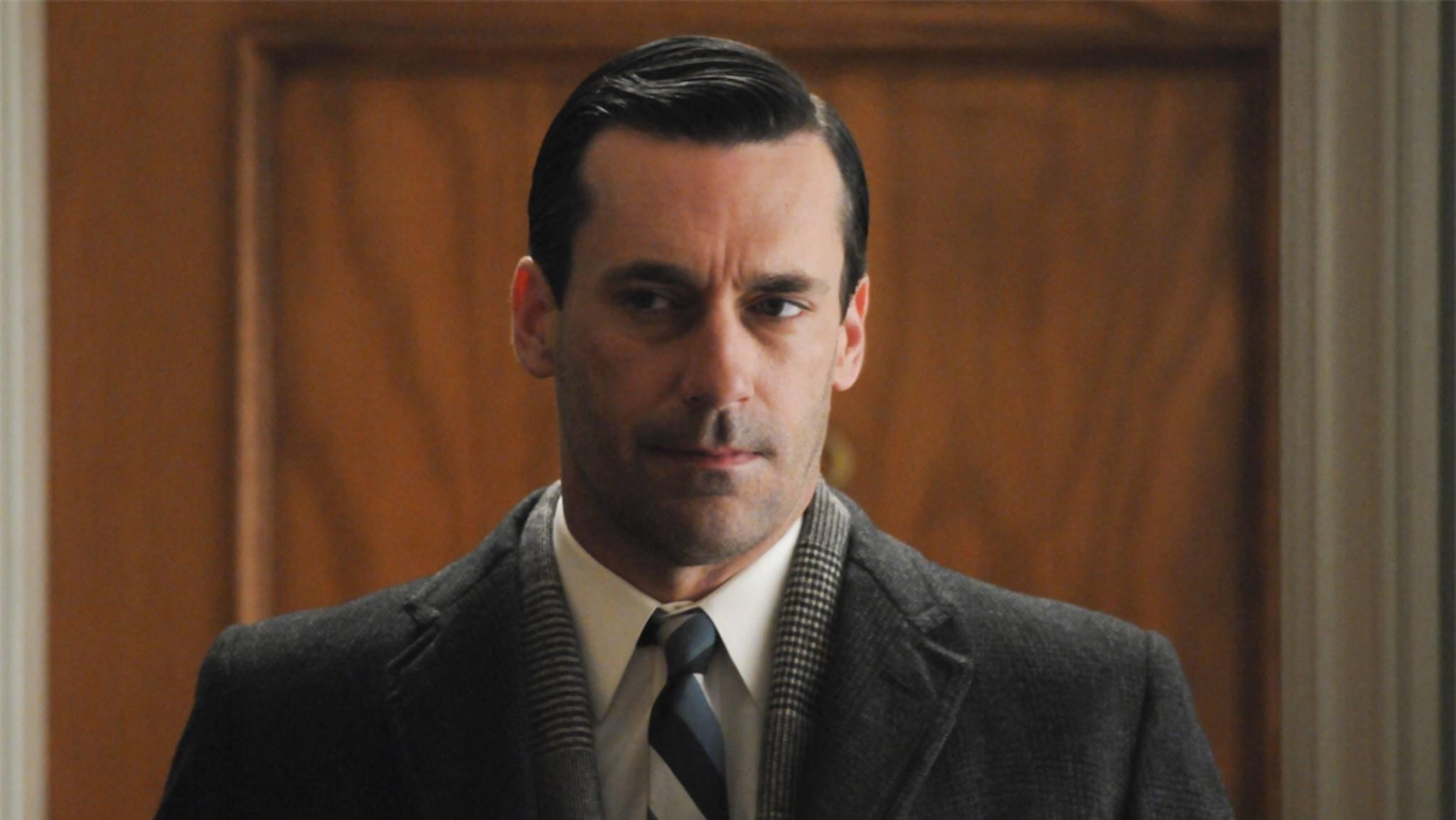 """Den Part des Don Draper aus """"Mad Men"""" hätten viele Schauspieler gerne übernommen."""