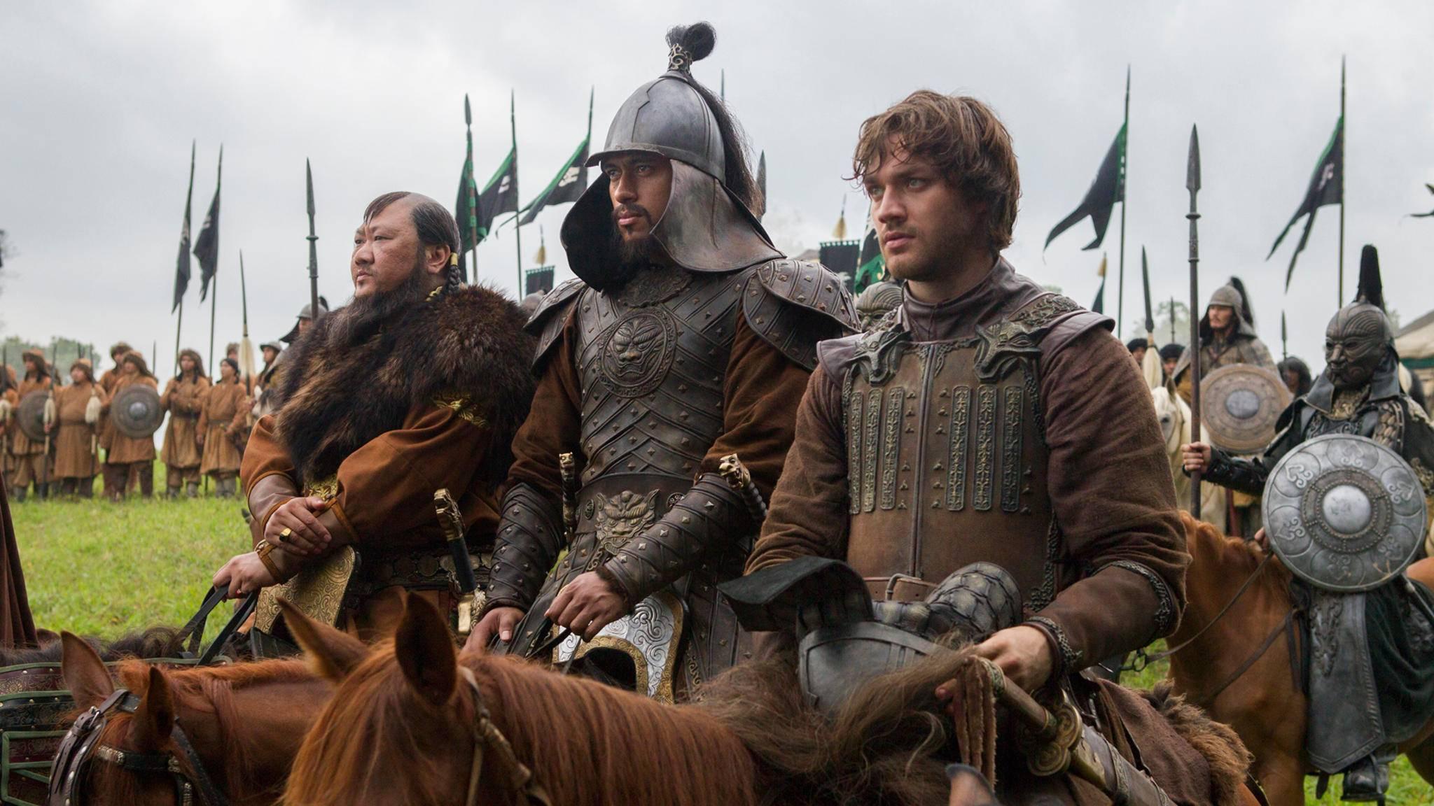 """In """"Marco Polo"""" reist der Zuschauer in die Mongolei des 13. Jahrhunderts."""