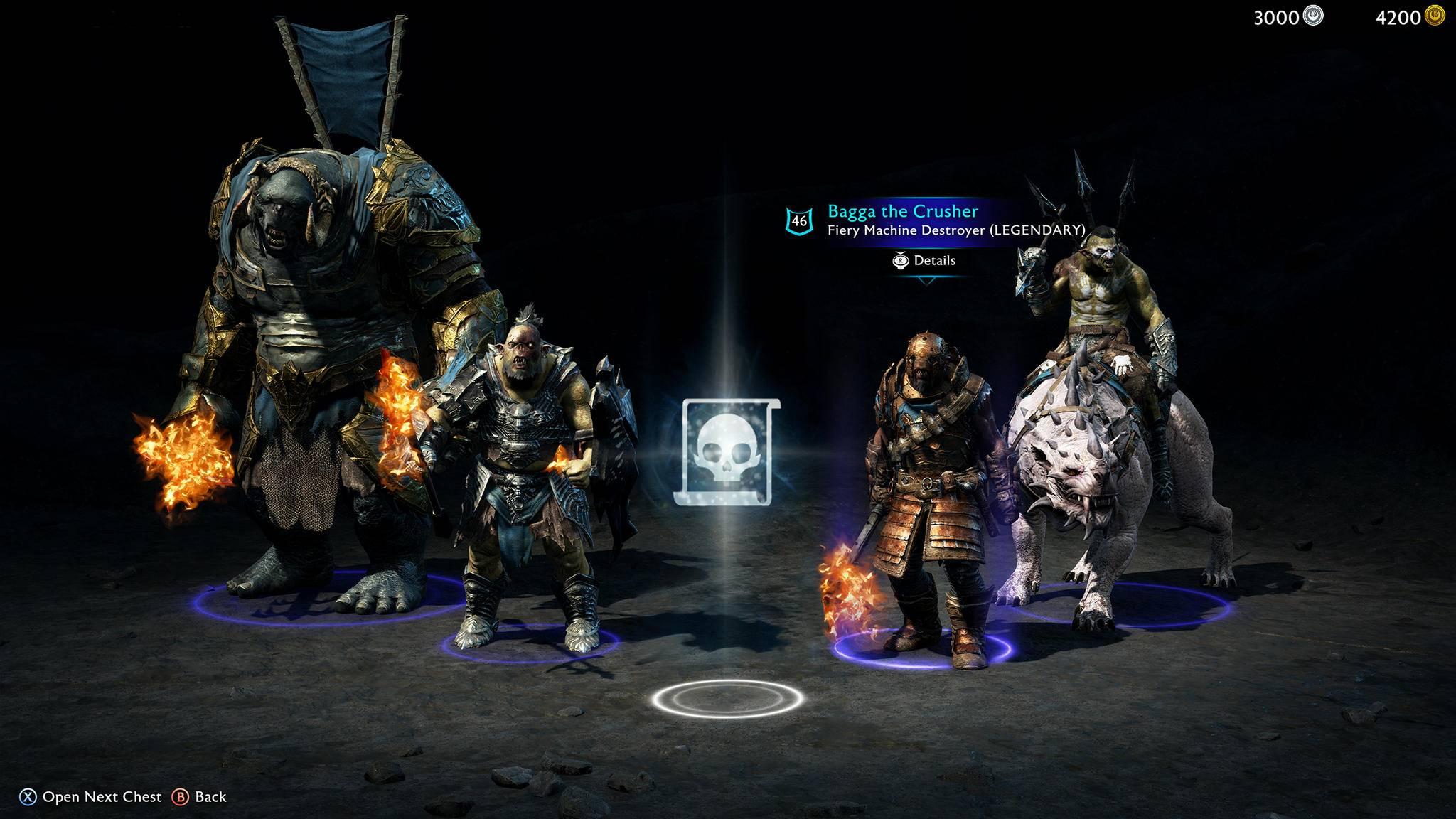 """Mit In-Game-Zahlungen fällt der Kampf gegen Ork-Festungen in """"Mittelerde: Schatten des Krieges"""" leichter."""