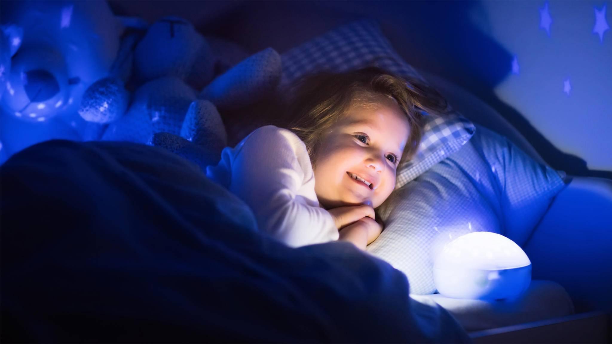 Die Nachtlichter der neuesten Generation können viel mehr als nur leuchten.