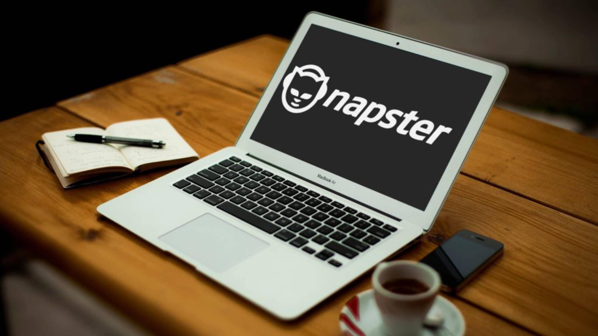 Napster gibt es zwar noch, allerdings sind die Nutzerzahlen überschaubar.