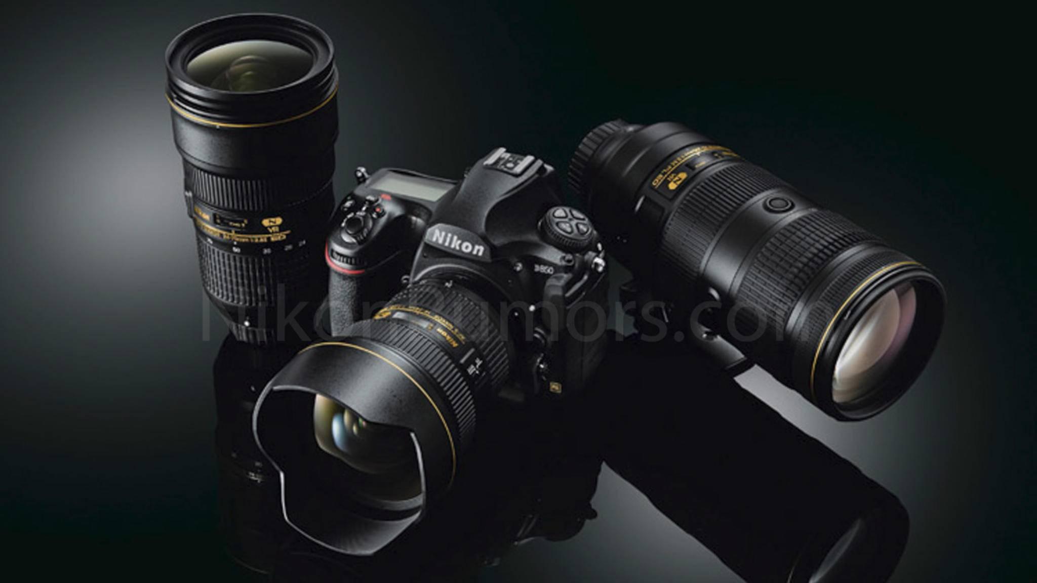Alle Informationen und Pressebilder zur Nikon D850 sind bereits vor der offiziellen Präsentation durchgesickert.