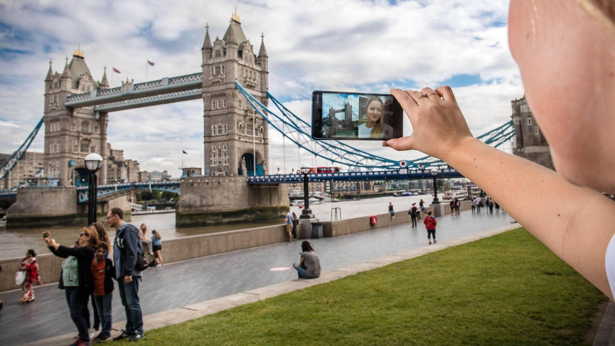 Wie schlägt sich das Nokia 8 im Vergleich mit anderen Smartphone-Flaggschiffen?