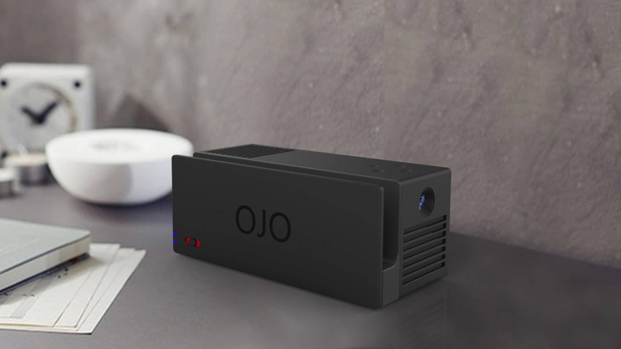 Das OJO-Dock für die Nintendo Switch soll einen Fernseher überflüssig machen.