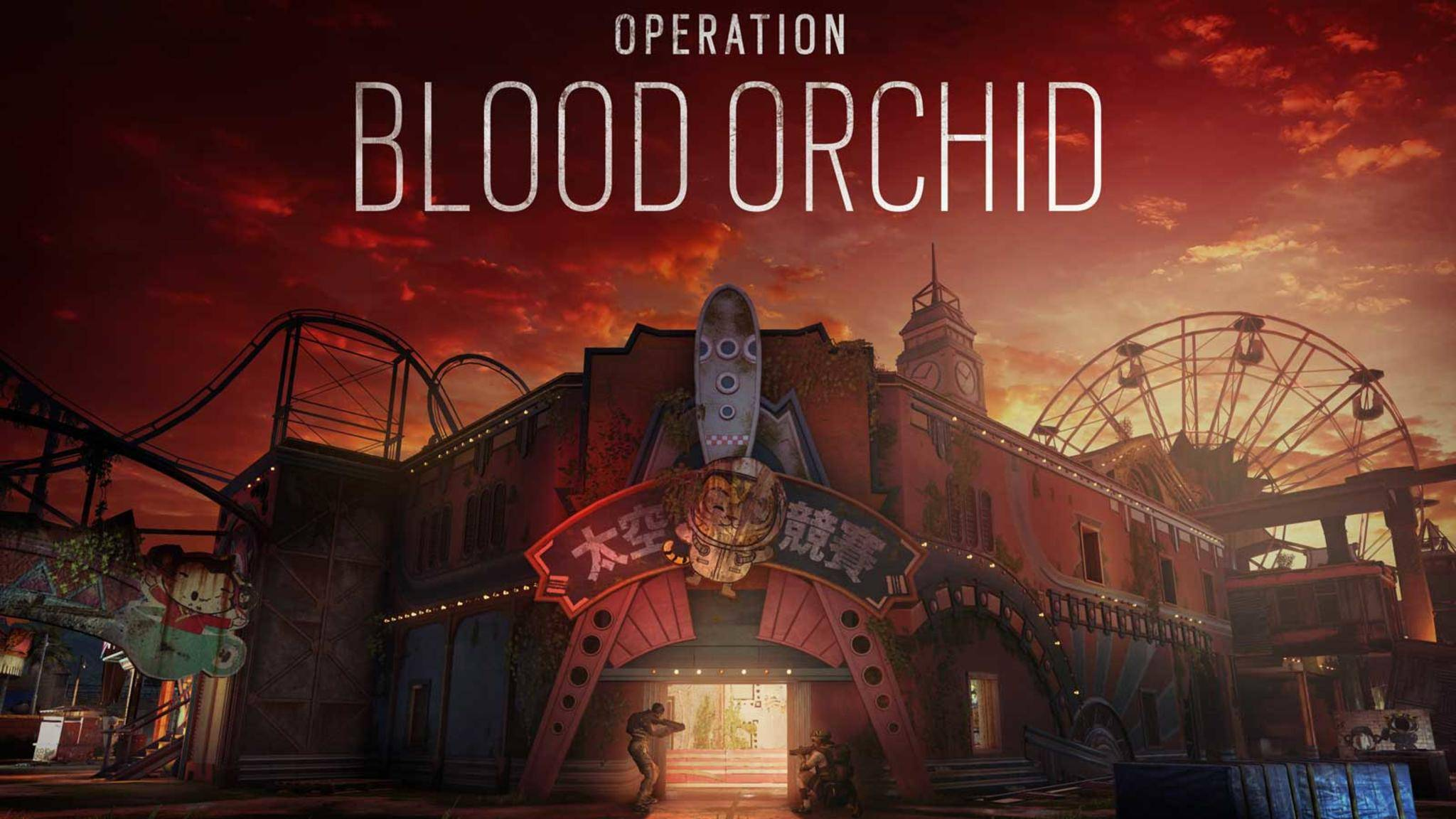 Rainbow Six Siege Operation Blood Orchid