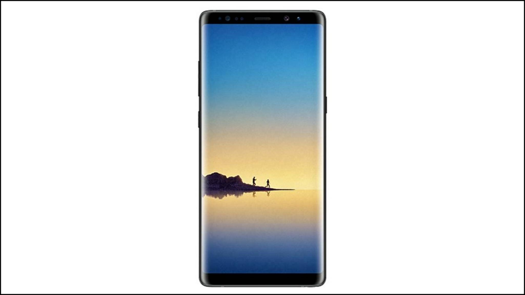 Das Galaxy Note 8 soll ab dem 24. August vorbestellbar sein.