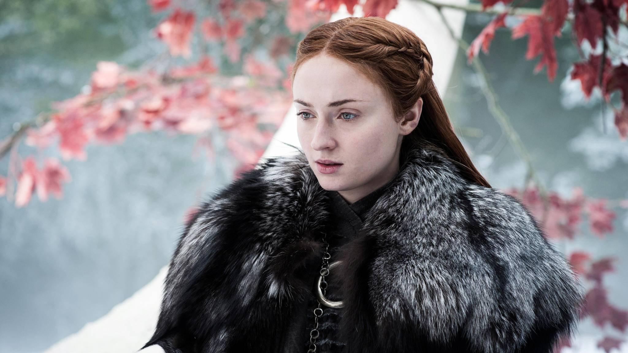 """Wer hätte zu Beginn von """"Game of Thrones"""" gedacht, dass aus Sansa einmal eine so starke Frau werden würde?"""