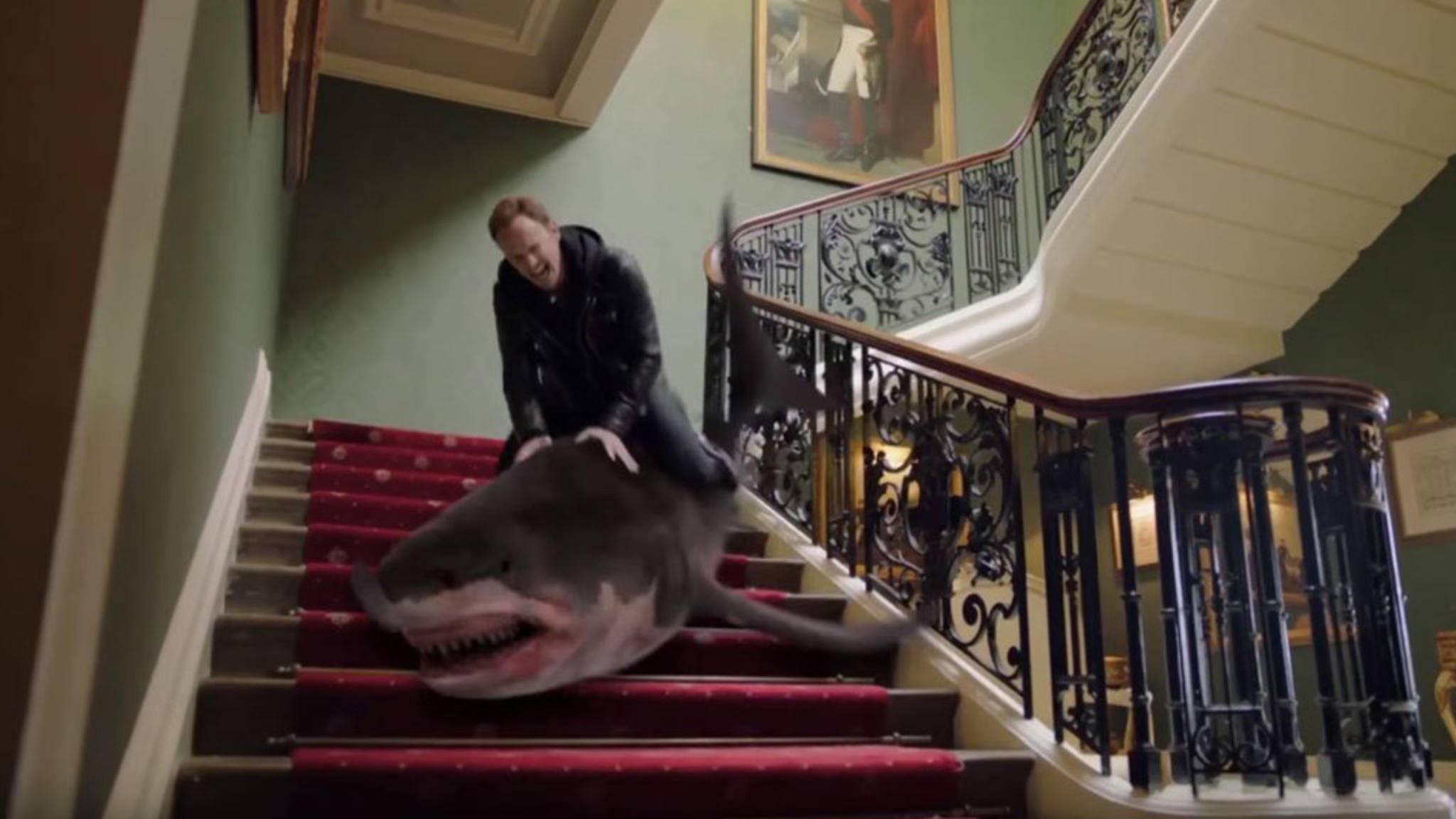 """Die schräge Filmreihe """"Sharknado"""" begeistert längst nicht mehr nur eingefleischte Trash-Fans."""