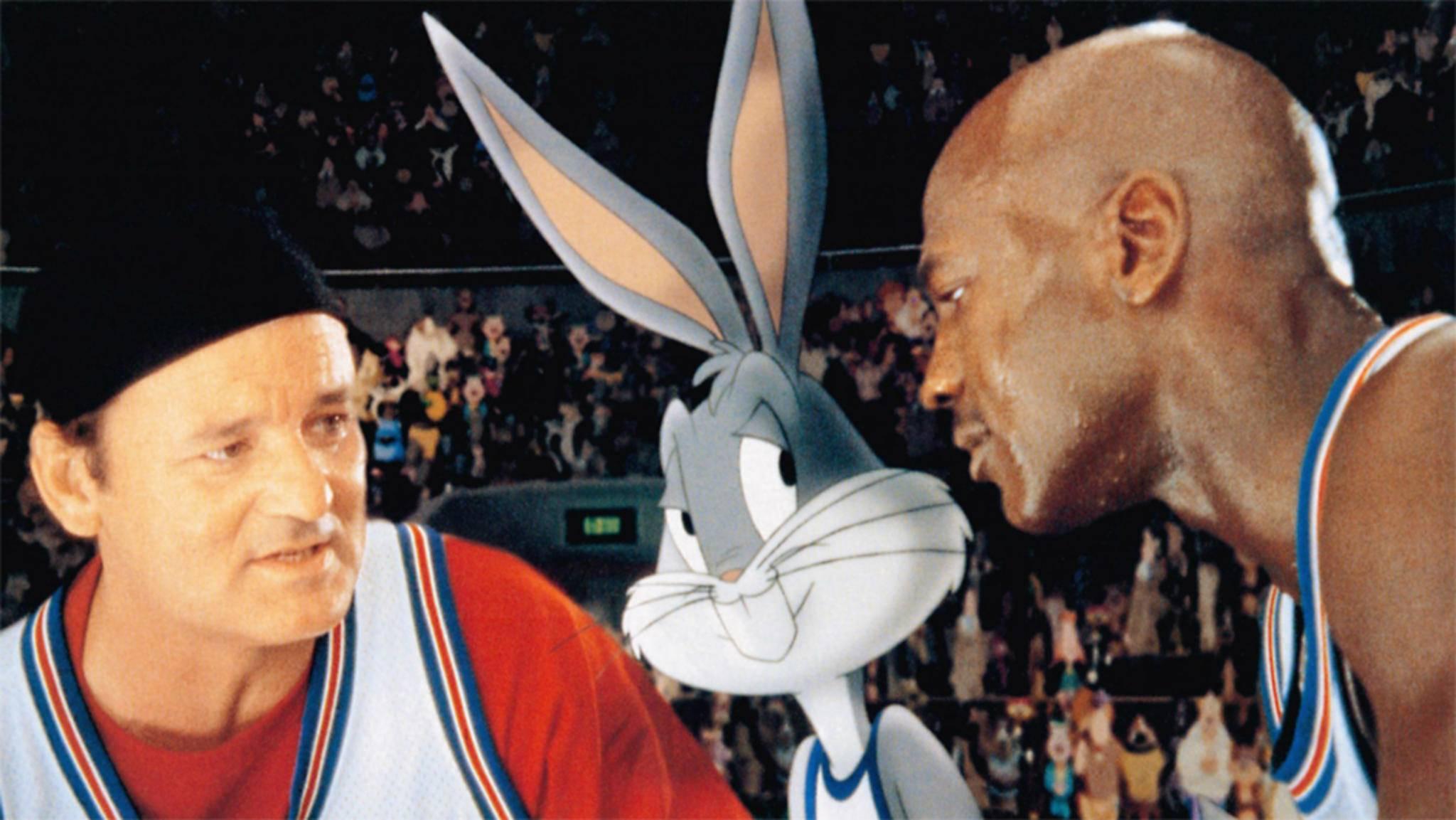 """Bis Basketball und Looney Tunes in """"Space Jam 2"""" wieder aufeinandertreffen, könnte es noch etwas dauern."""