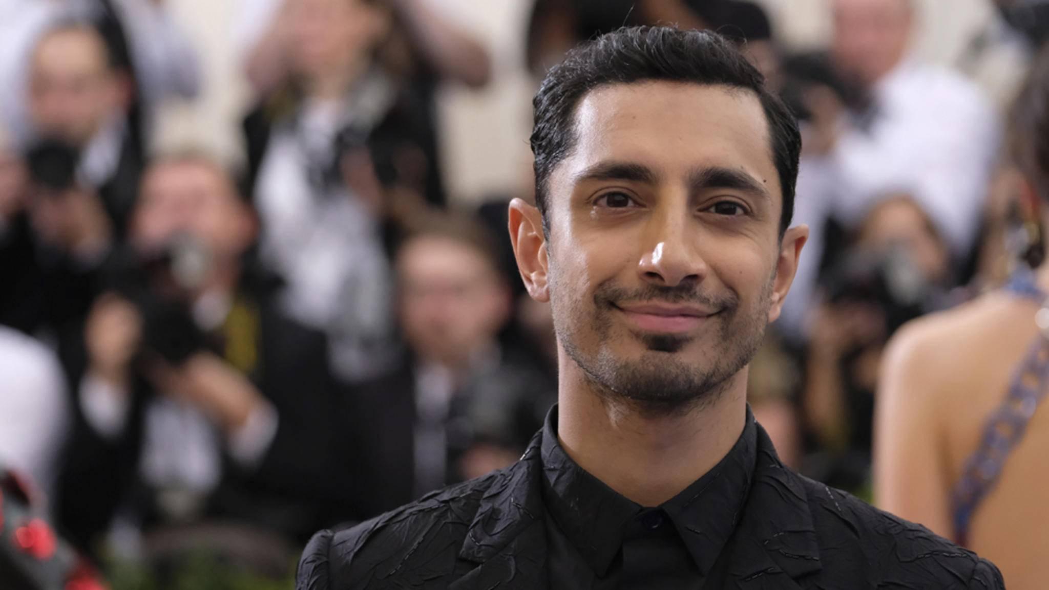 """Riz Ahmed ist als Co-Star für Tom Hardy in """"Venom"""" im Gespräch."""