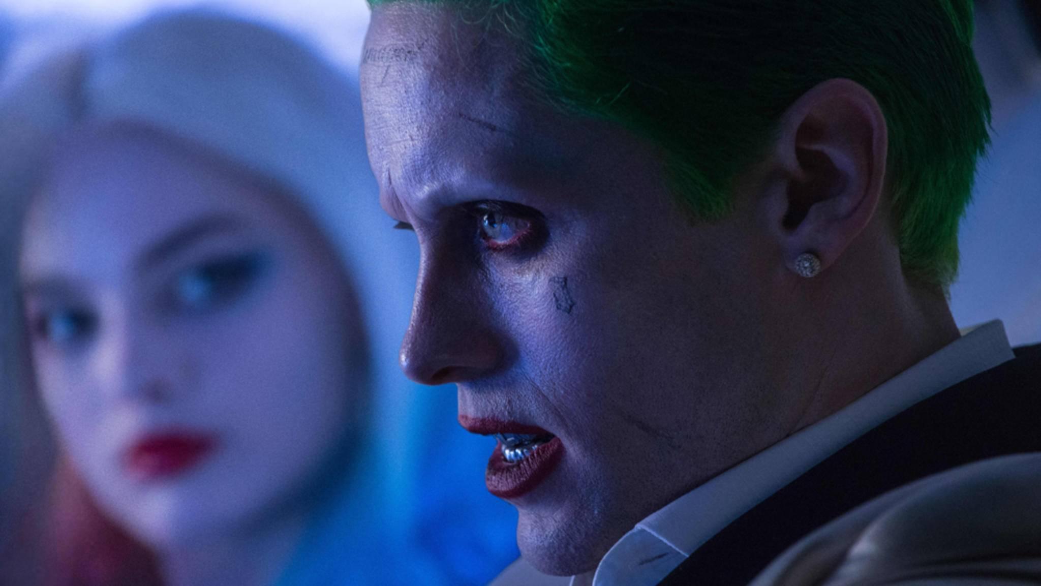Jared Leto als Joker und Margot Robbie als Harley Quinn machen schon bald wieder gemeinsam das DCEU unsicher.