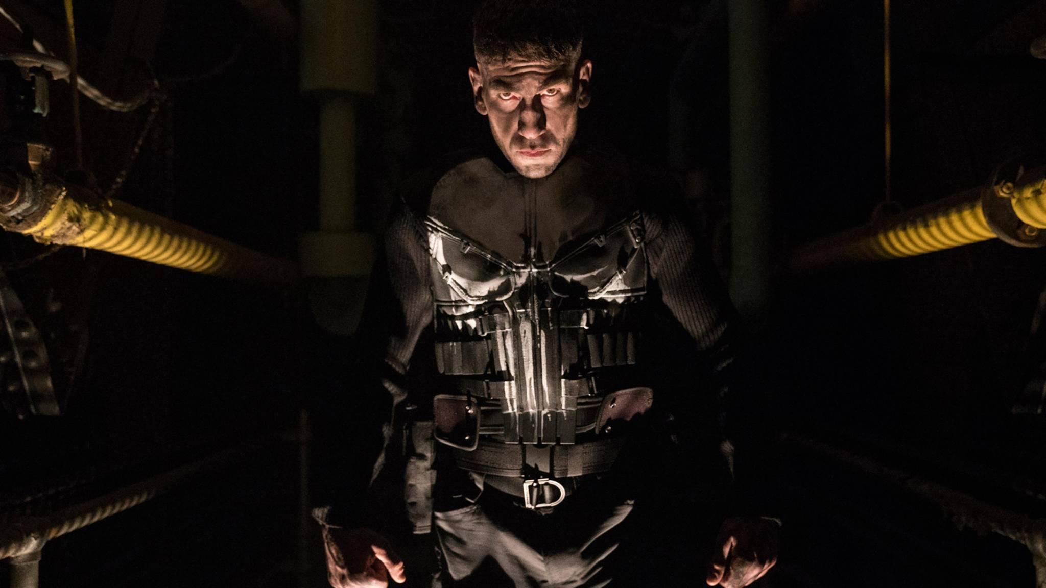 """Noch immer rätseln Fans, wann """"The Punisher"""" endlich im TV den Rachefeldzug startet."""