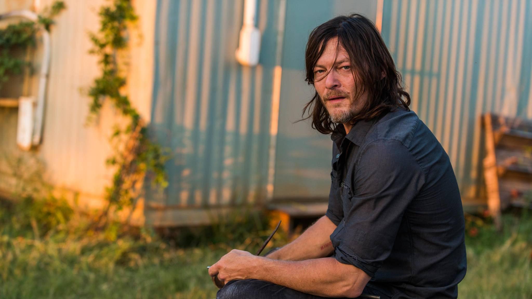 """Daryl Dixon ist einer der beliebtesten """"The Walking Dead""""-Charaktere. Grund genug einige unvergessliche Momente in Erinnerung zu rufen."""