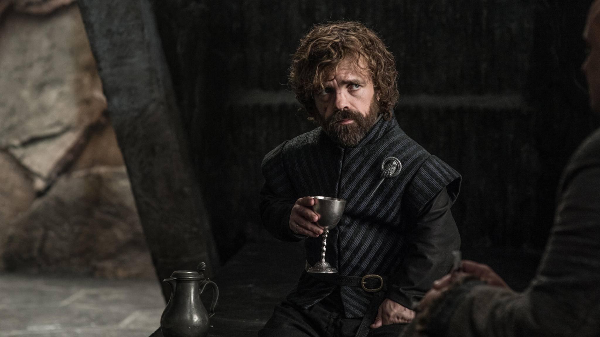 """Darauf einen Becher Wein: Staffel 8 von """"Game of Thrones"""" ist halb abgedreht."""