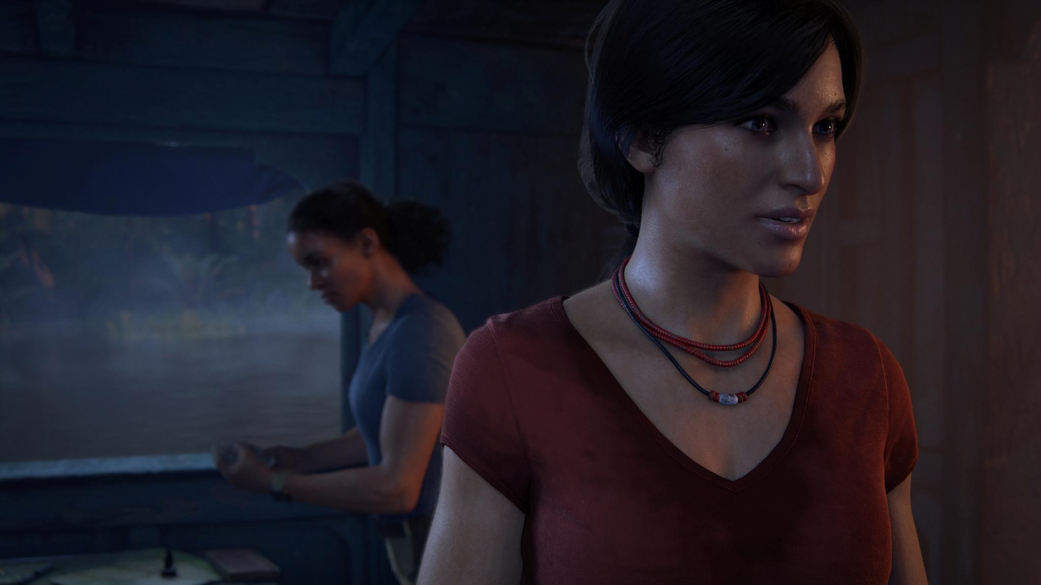 """""""Uncharted: The Lost Legacy"""" bietet Frauenpower im Doppelpack – aber musste eine dieser Frauen ausgerechnet Nadine Ross sein?"""