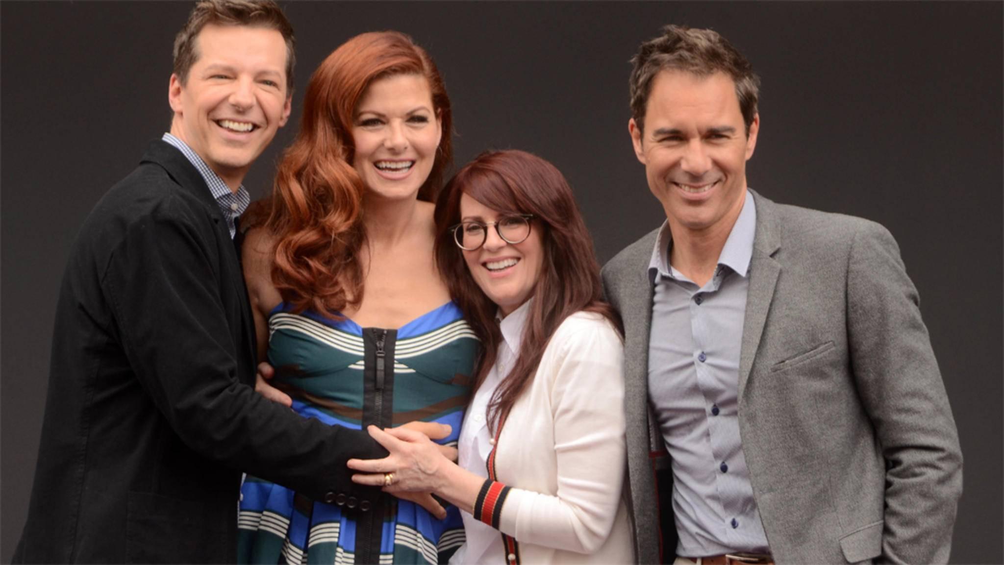 """Fans bekommen mehr neue Abenteuer von """"Will & Grace"""" zu sehen, als bisher gedacht."""