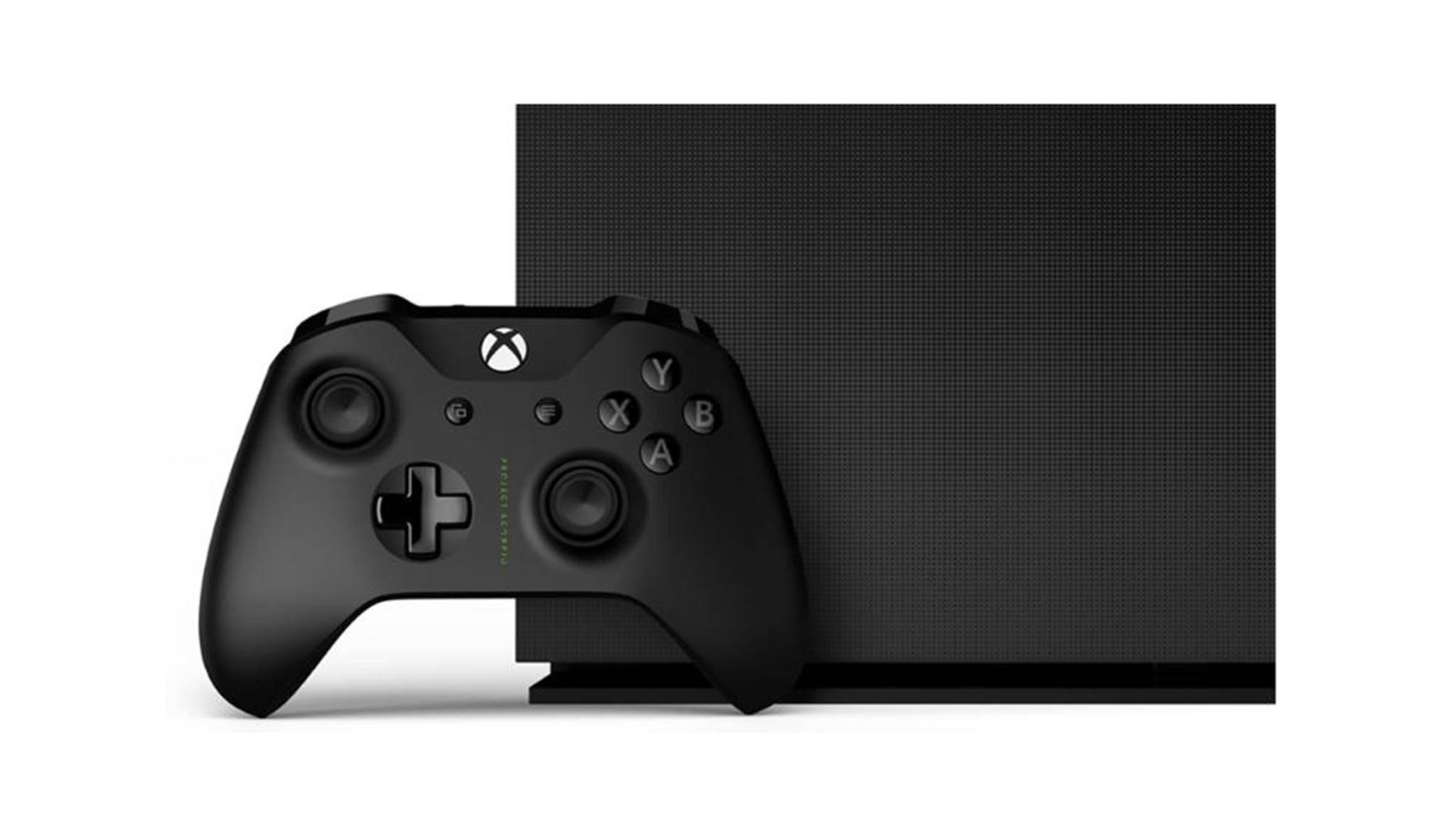 Die Standard-Edition der Xbox One X soll in den USA in wenigen Tagen vorbestellbar sein.