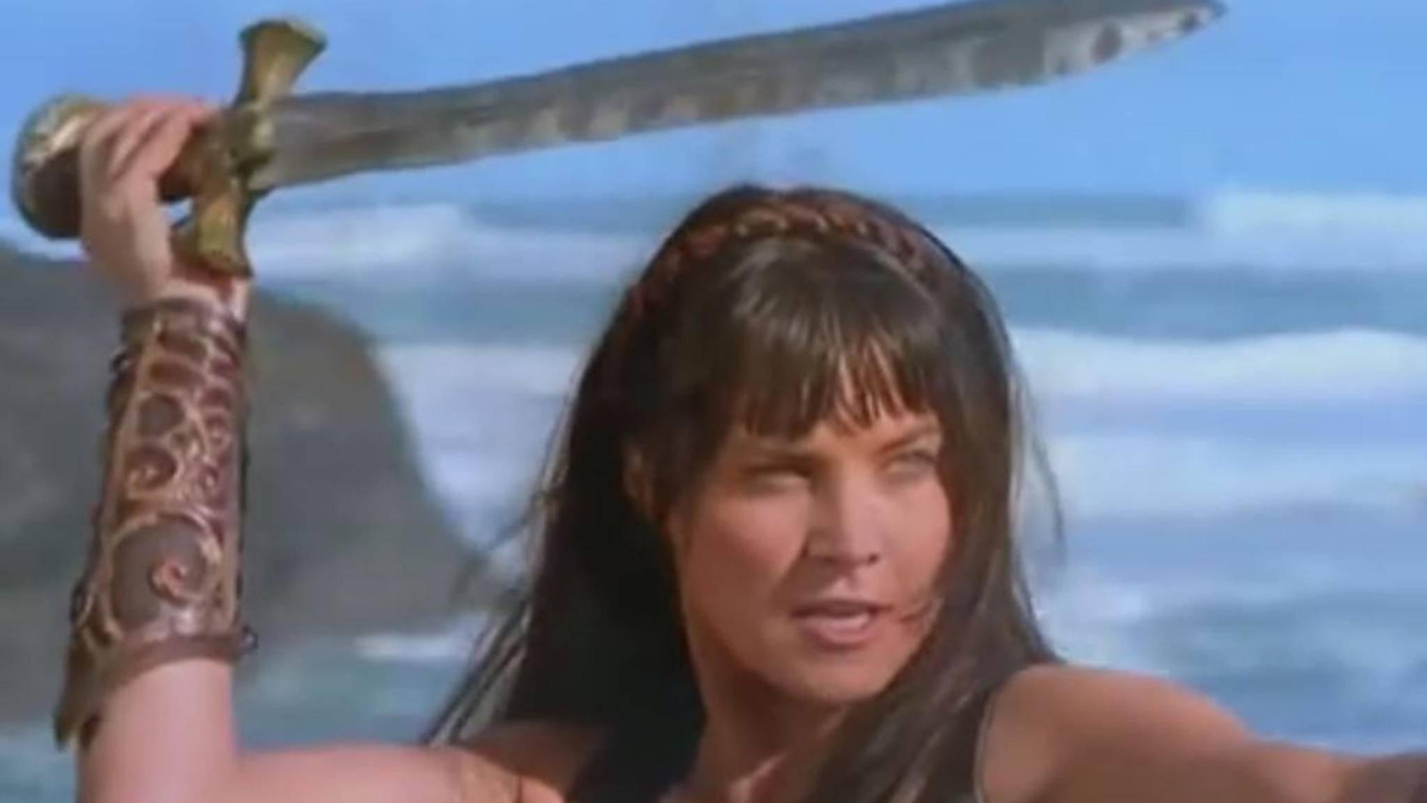 Von 1995 bis 2001 eroberte Lucy Lawless als Xena die TV-Bildschirme.