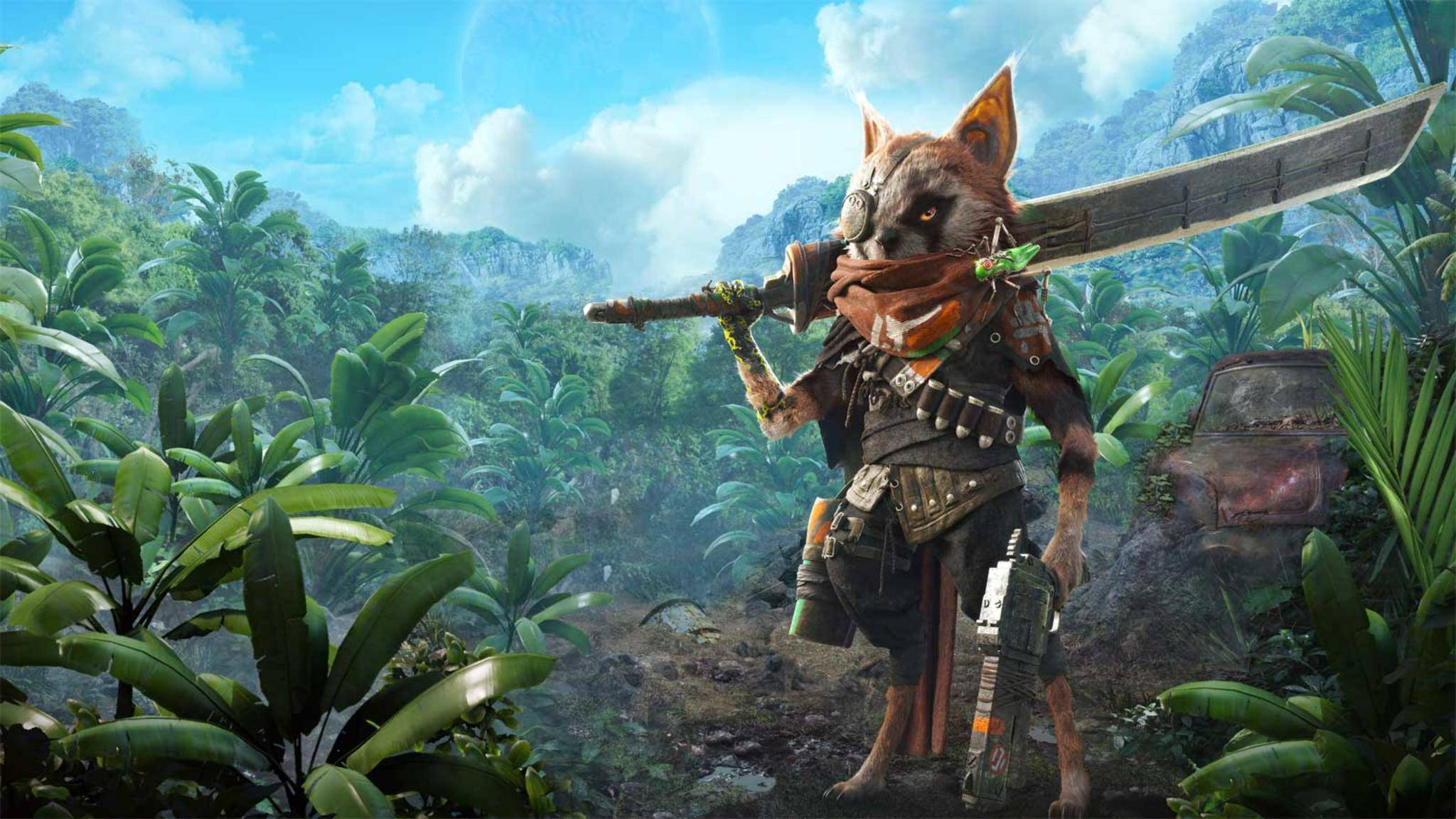 Biomutant Gamescom