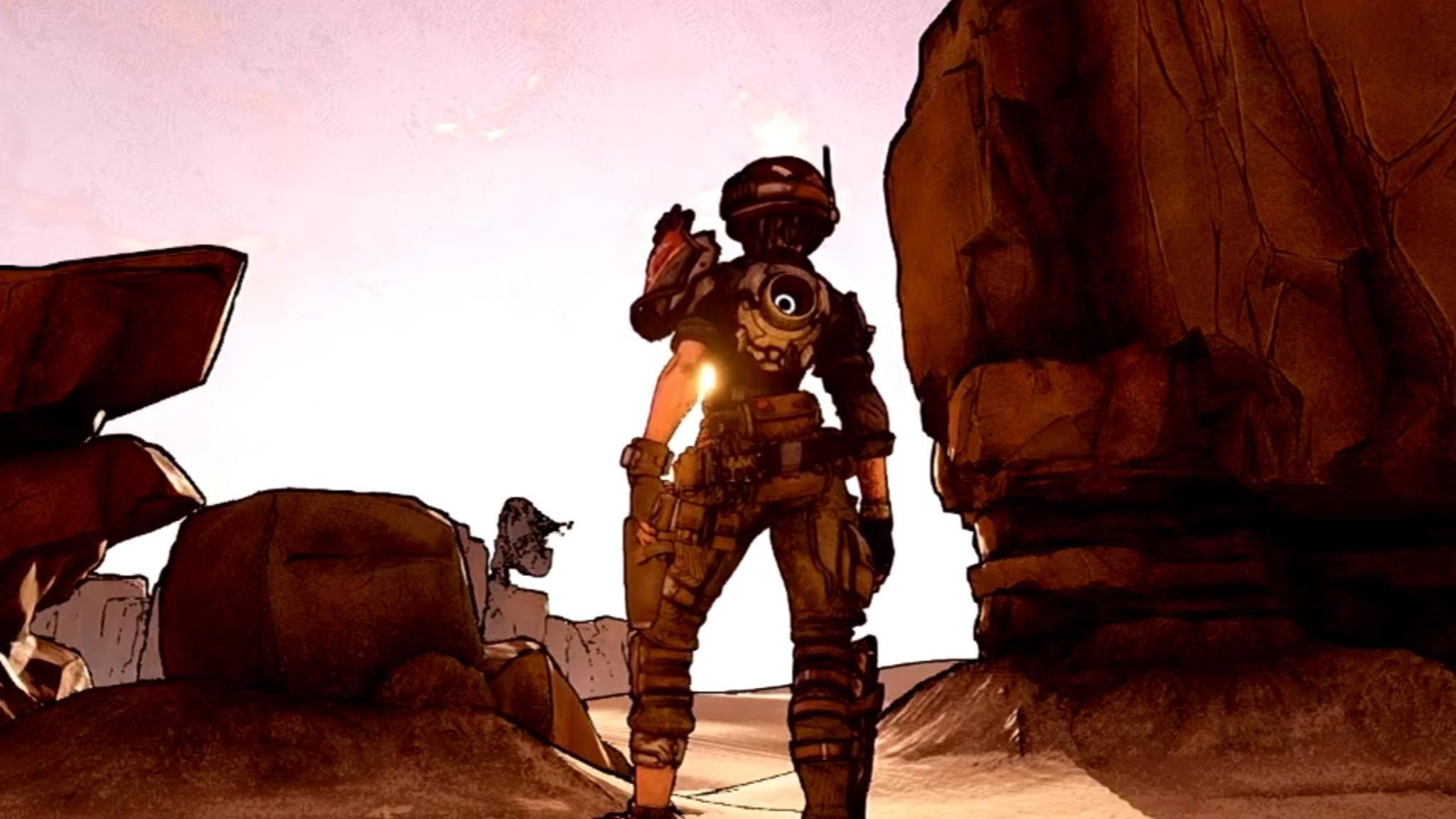"""Publisher 2K Games verschiebt ein Spiel – vermutlich ist es """"Borderlands 3""""."""