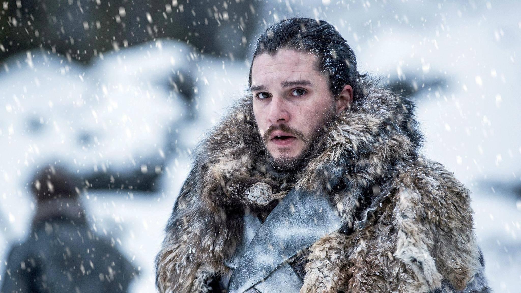 Der Winter ist inzwischen in ganz Westeros angekommen. Nur vom Start der achten Staffel fehlt jede Spur.
