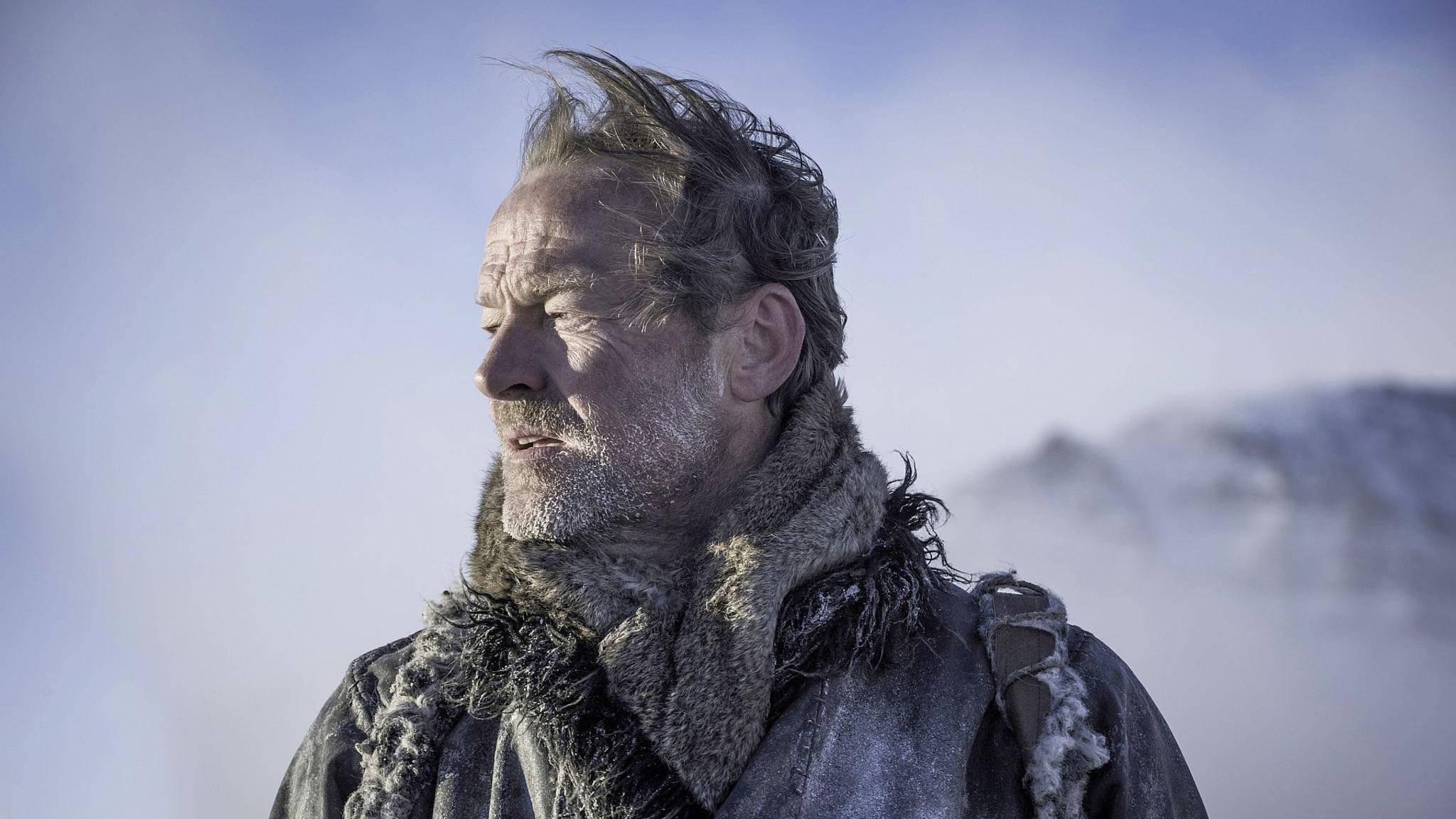 """Iain Glen spielt in """"Game of Thrones"""" Ser Jorah Mormont – und plauderte etwas aus dem Nähkästchen."""