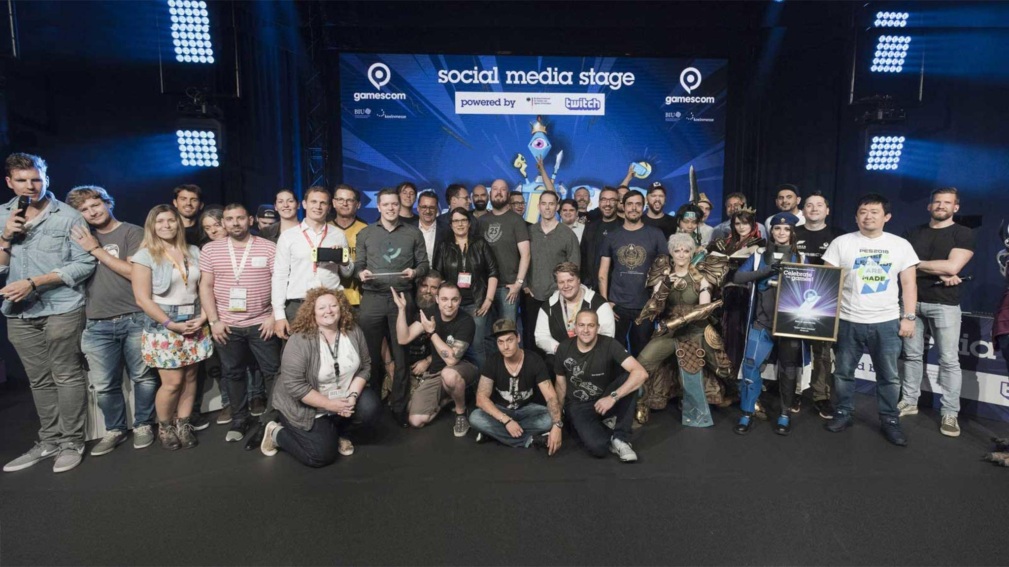 Gamescom Awards
