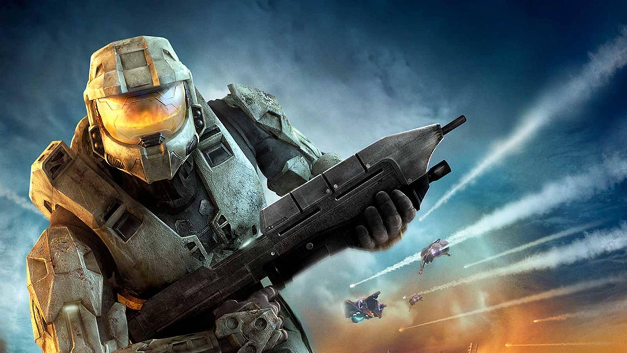 """Für """"Halo"""" gibt es demnächst ein kleines Virtual-Reality-Spiel."""