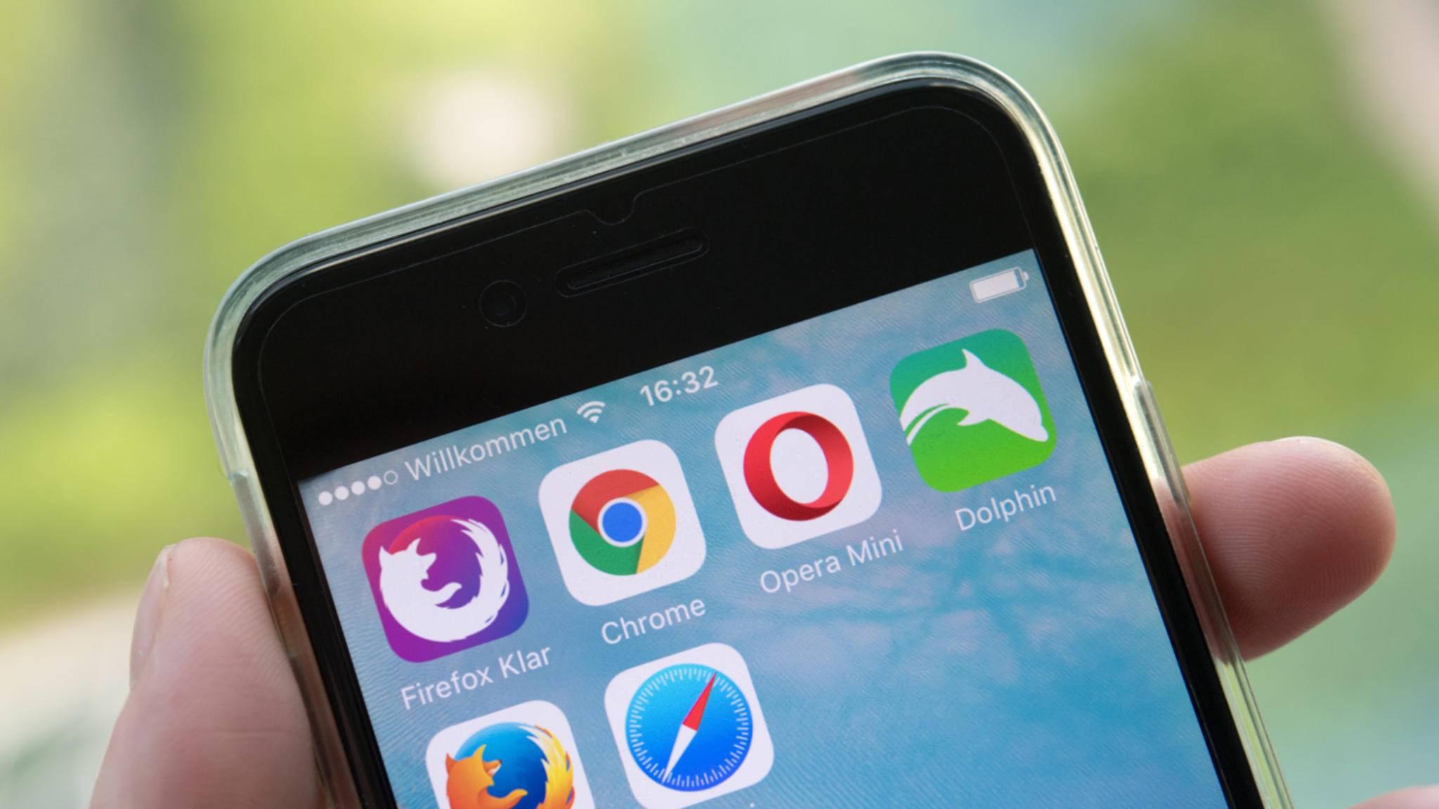 Wir helfen, wenn Dein iPhone 6 nicht mehr angeht.