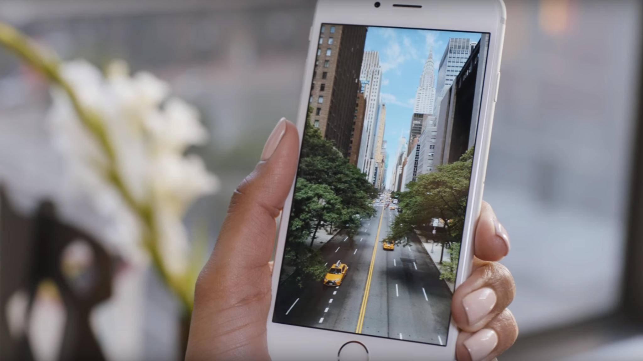 Twitter zeigt Live Photos vom iPhone ab sofort als GIF an.