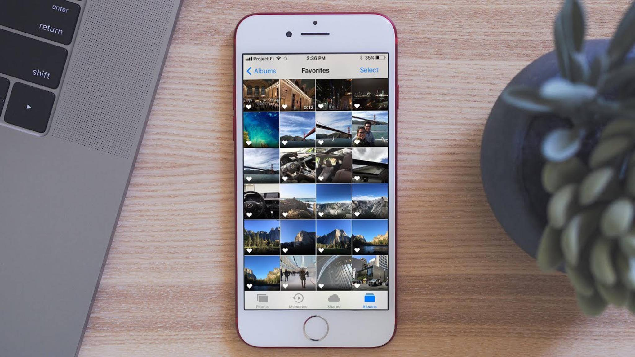 Sind Deine Standortdaten in der Fotos-App nicht sicher?