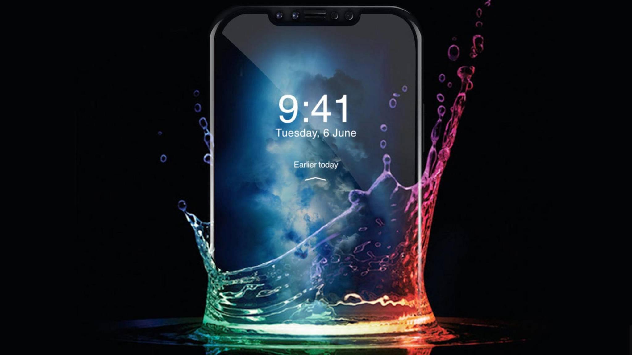 Am 12. September könnte das iPhone 8 enthüllt werden.