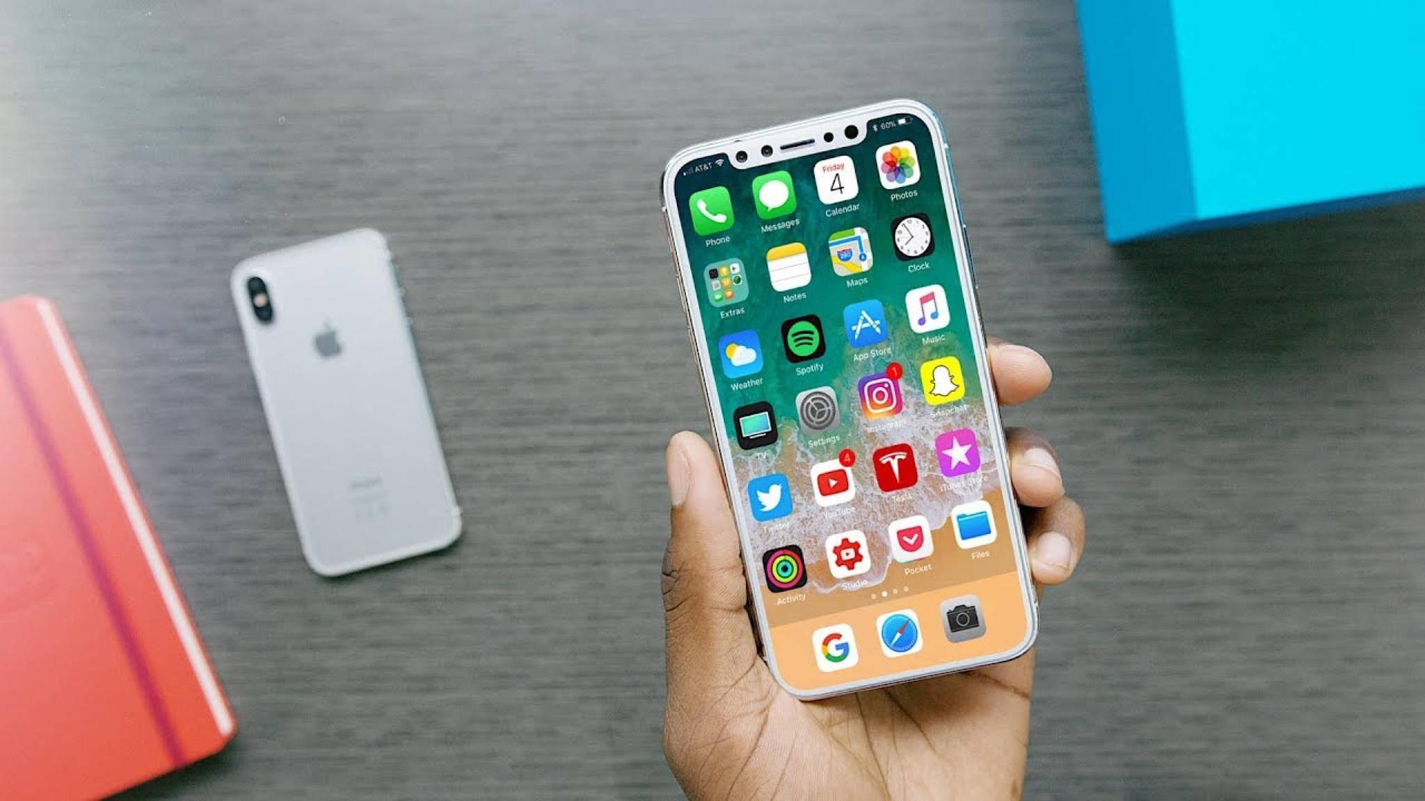 Am 12. September will Apple vermutlich das iPhone 8 vorstellen – ob es den immens hohen Erwartungen gerecht wird?