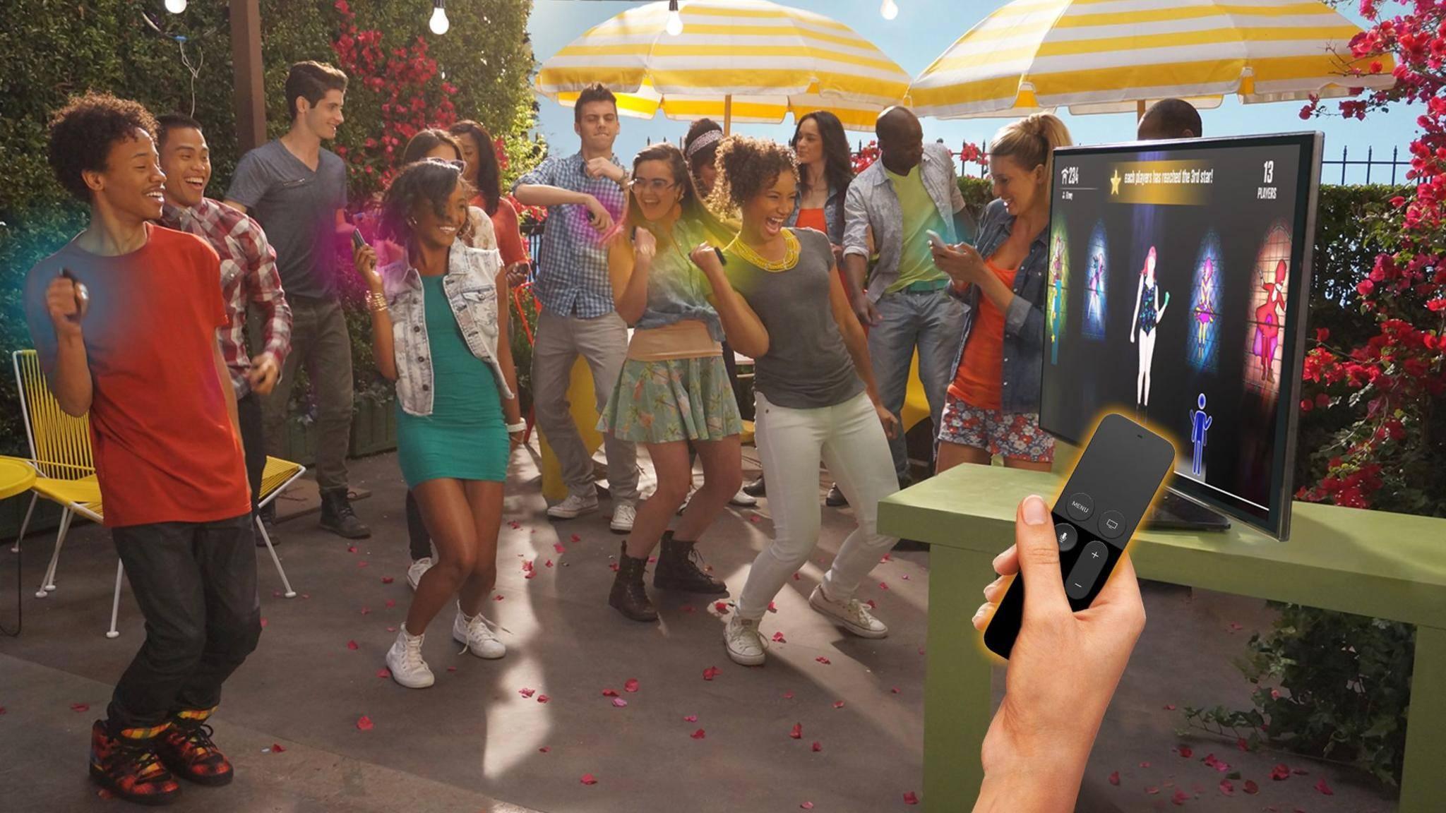 Partytime! Mit Tanz-Apps werden Deine smarten Devices zur Tanzschule-to-go.