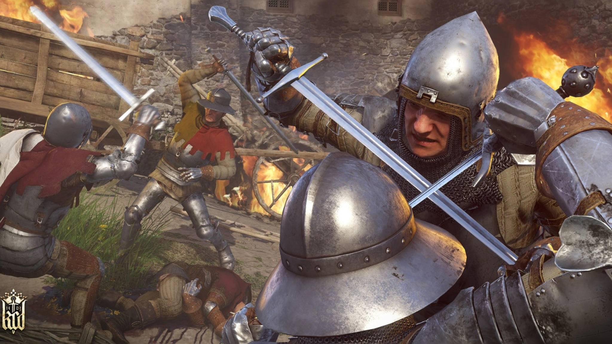 """""""Kingdom Come: Deliverance"""" ist eine Open-World-Zeitreise ins 15. Jahrhundert."""