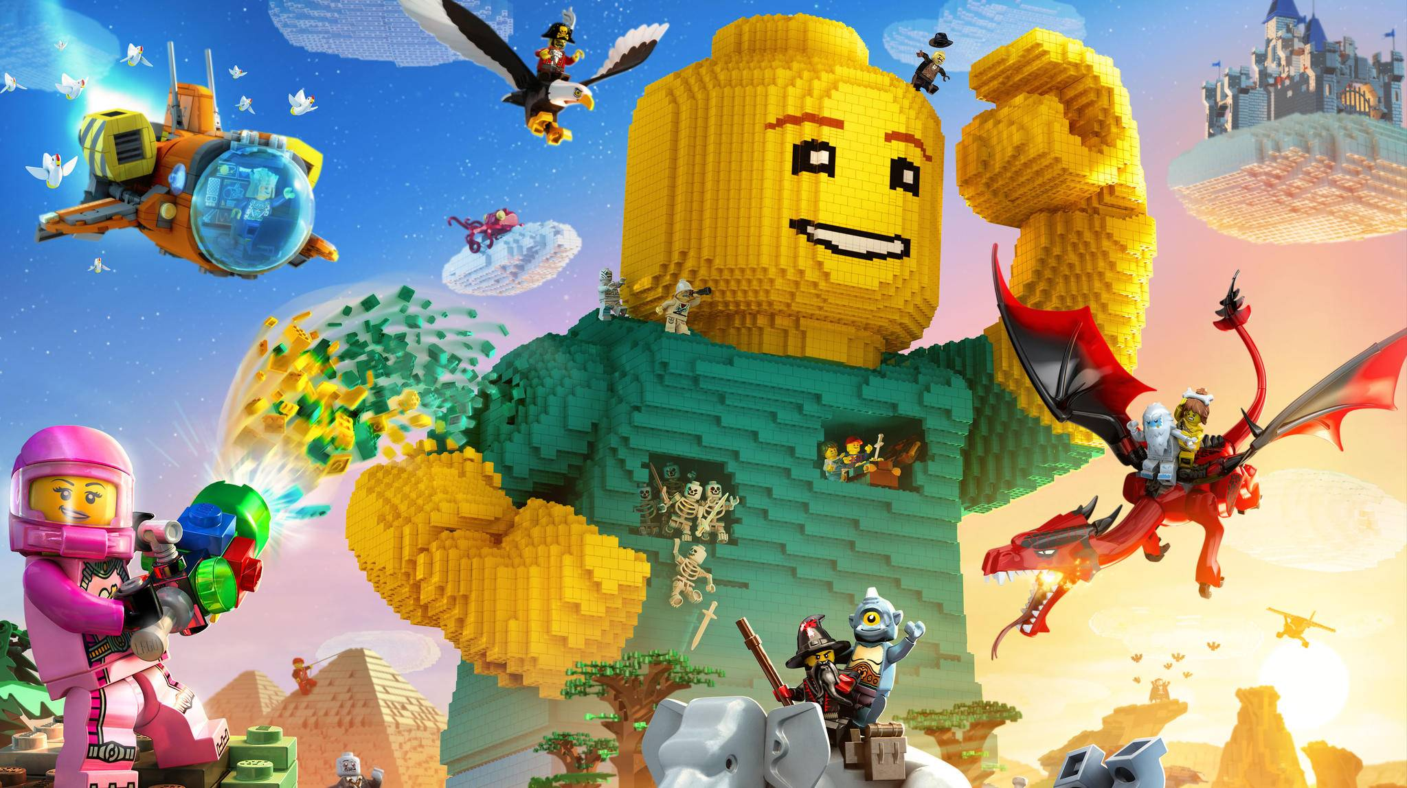 Die kultigen Lego-Minifiguren sind längst auch in Videospielen ein Hit.