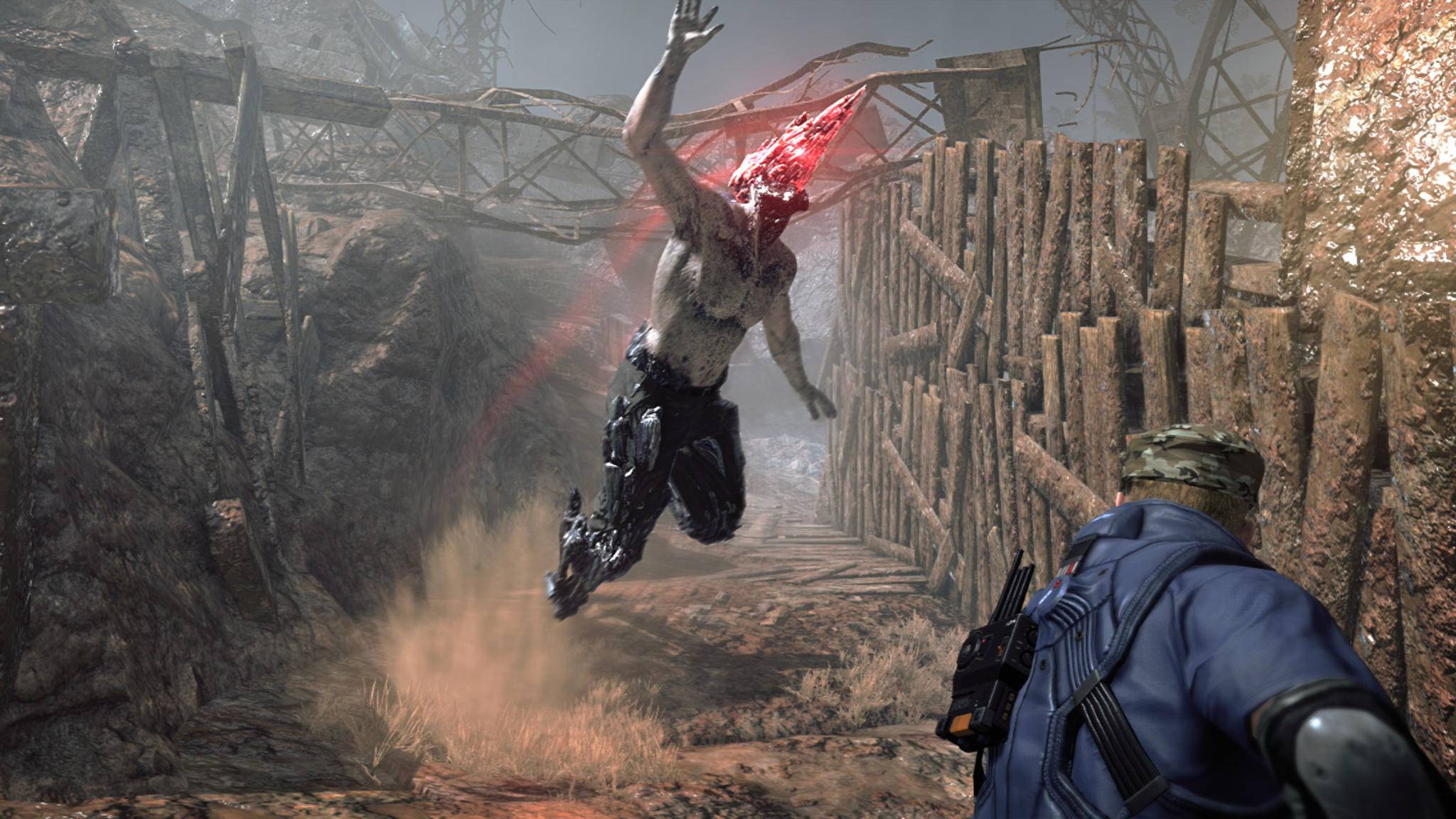 """Zombies in der Welt von """"Metal Gear Solid""""? In """"Metal Gear Survive"""" ist das die Grundprämisse."""