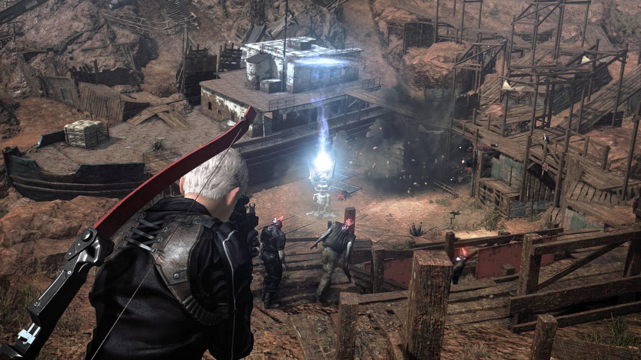 """Metal Gear Survive"" erscheint Ende Februar."