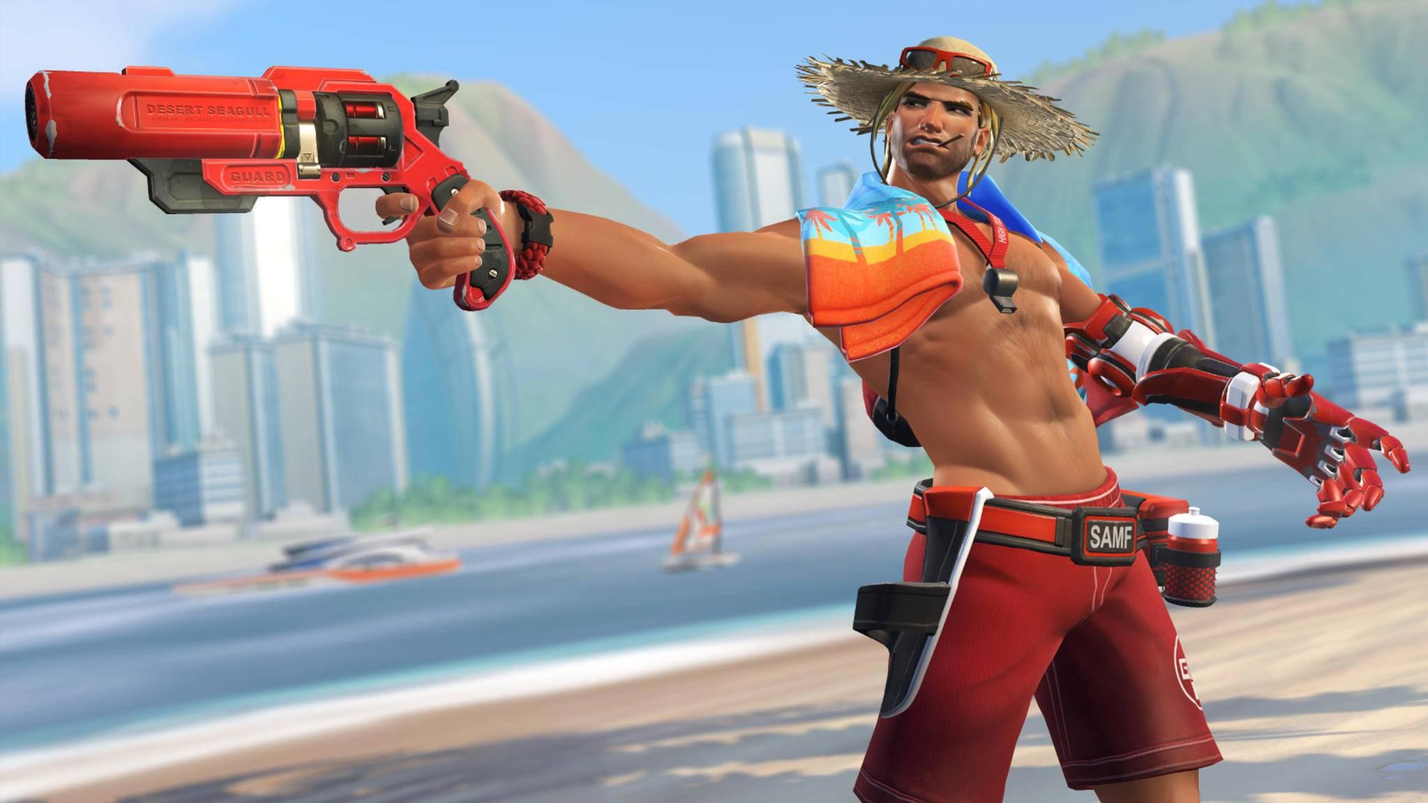 """Arbeitet Blizzard an einem neuen """"Overwatch""""-Spiel? Eine Stellenanzeige gibt Hinweise."""