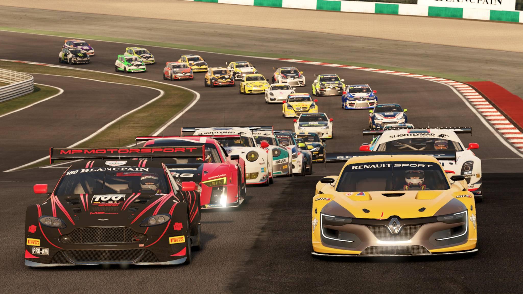 """Project Cars 2"" bekommt vier DLCs, die im Season Pass enthalten sind."