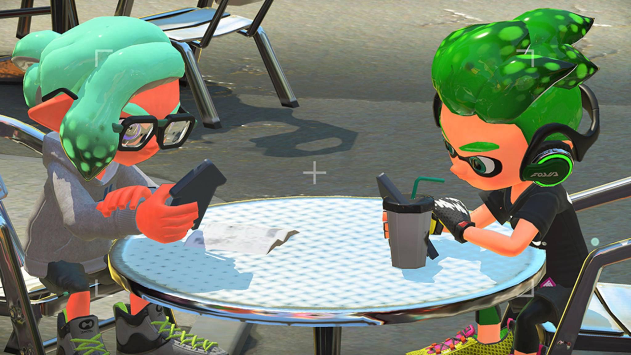 Um Sprachchats für Multiplayer-Partien mit der Nintendo Switch zu starten, ist eine spezielle Smartphone-App notwendig.