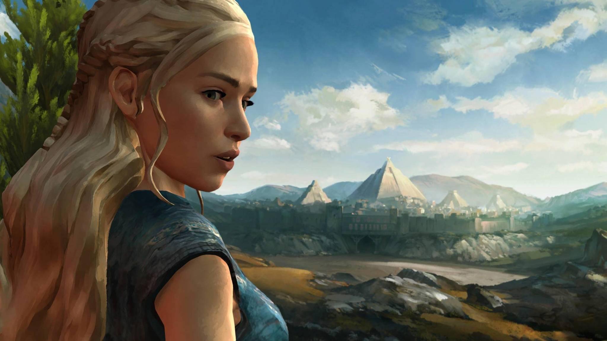 """Die populären """"Game of Thrones""""-Spiele aus dem Hause Telltale Games könnten bald hochkarätige Konkurrenz bekommen ..."""