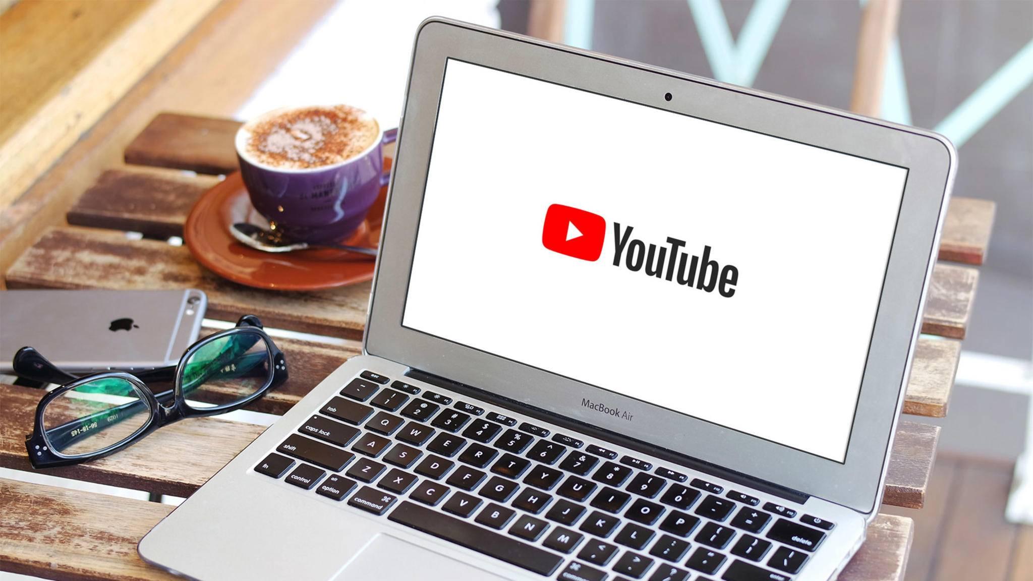 So sieht das neue Logo von YouTube aus.
