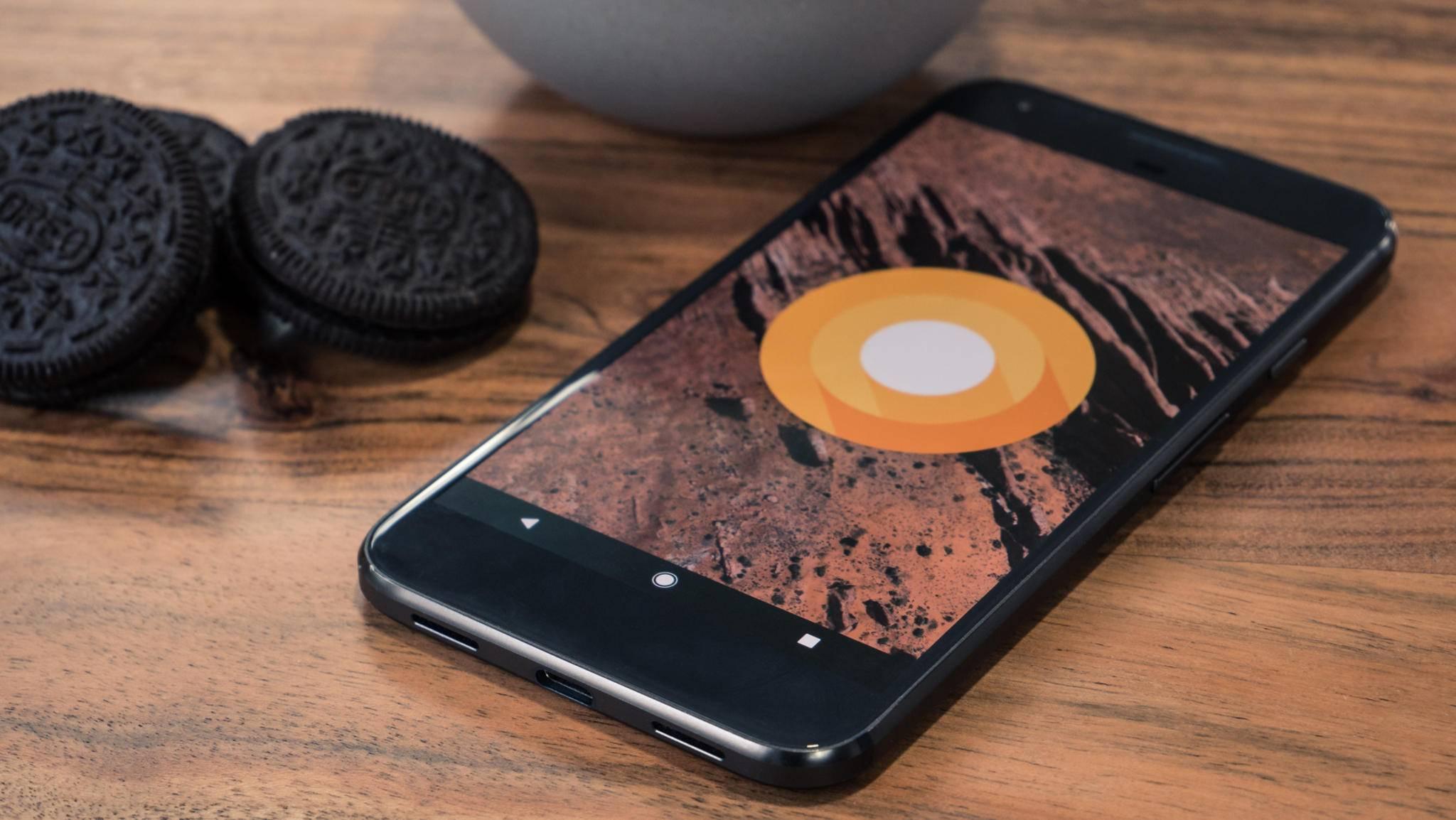 Android 8.0 präsentiert sich als ausgereiftes Betriebssystem.
