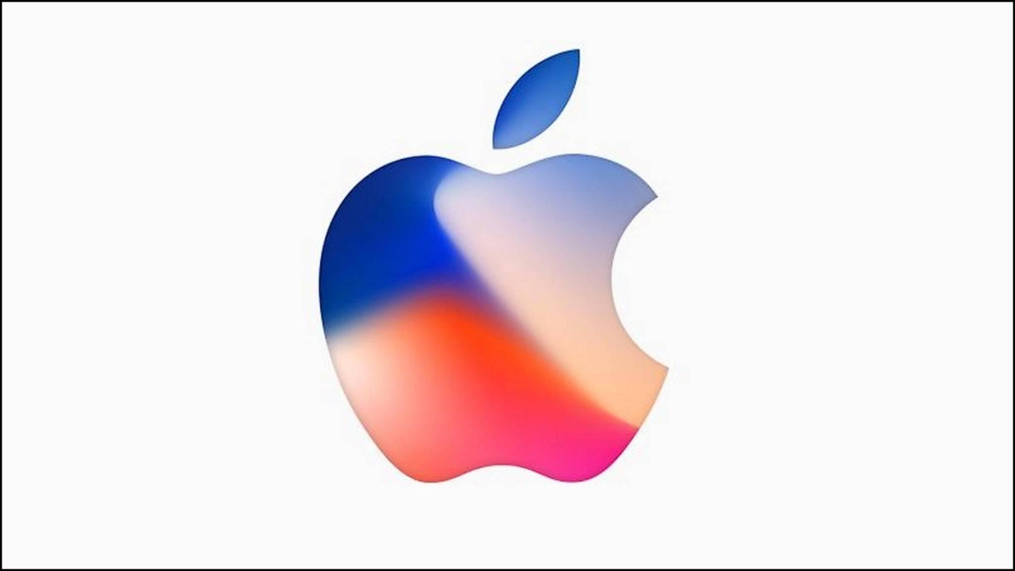 Apple wird am Abend das iPhone 8 und das iPhone X vorstellen.