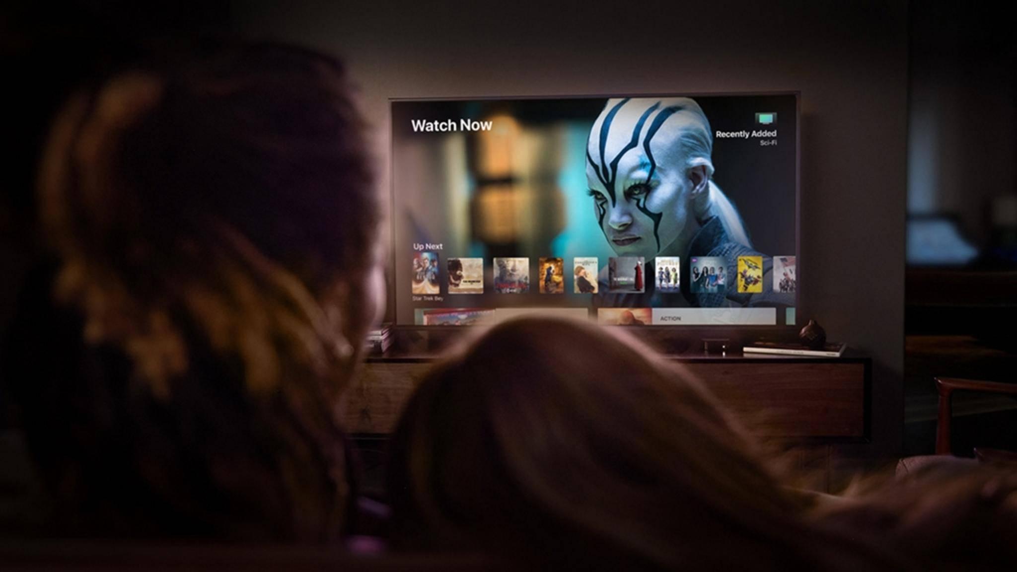 Endlich! Auch die YouTube-App auf dem Apple TV 4K unterstützt ab sofort 4K-Videos.