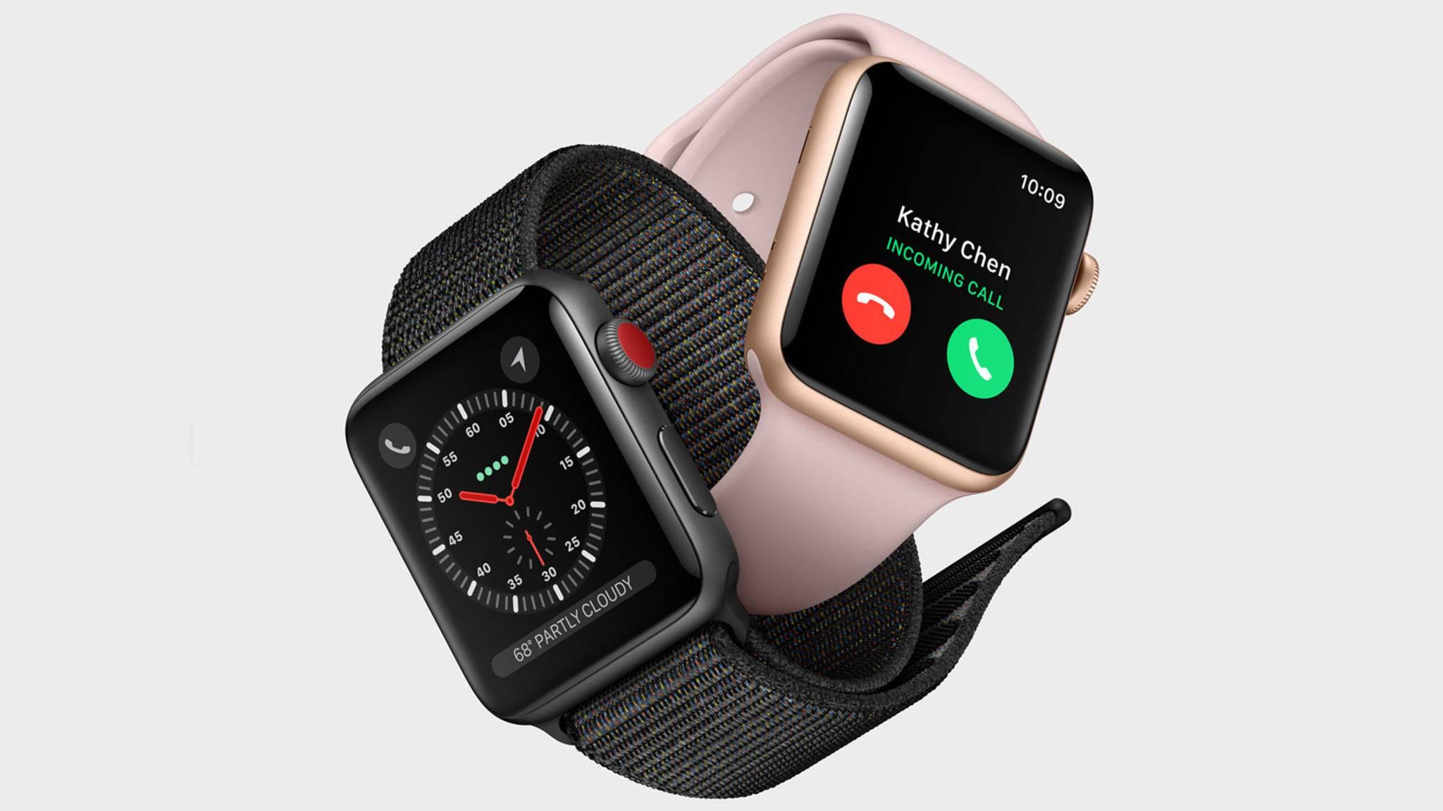 Instagram gibt es ab sofort nicht mehr auf der Apple Watch.